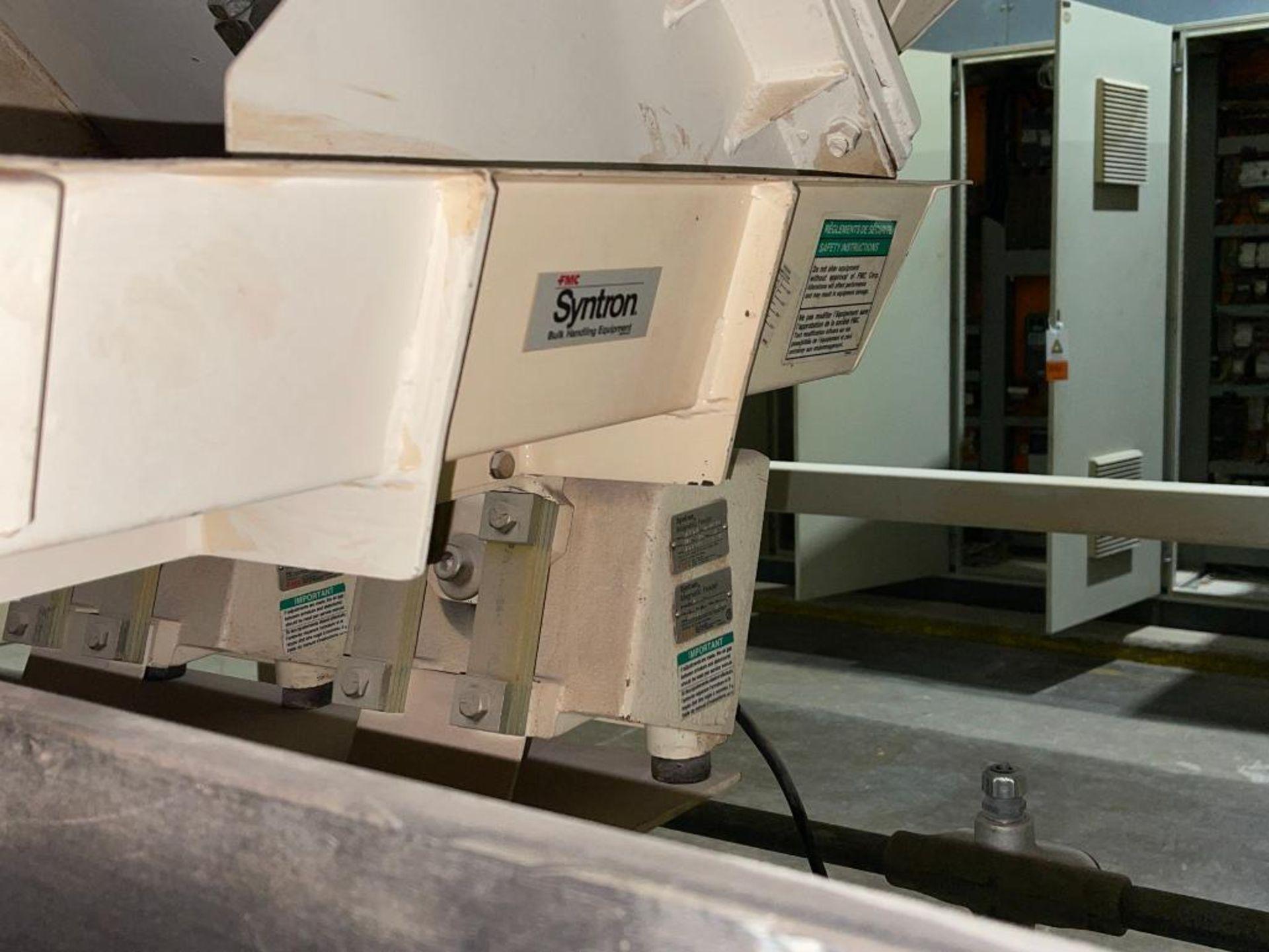 Aseeco mild steel cone bottom bulk storage bin - Image 24 of 28