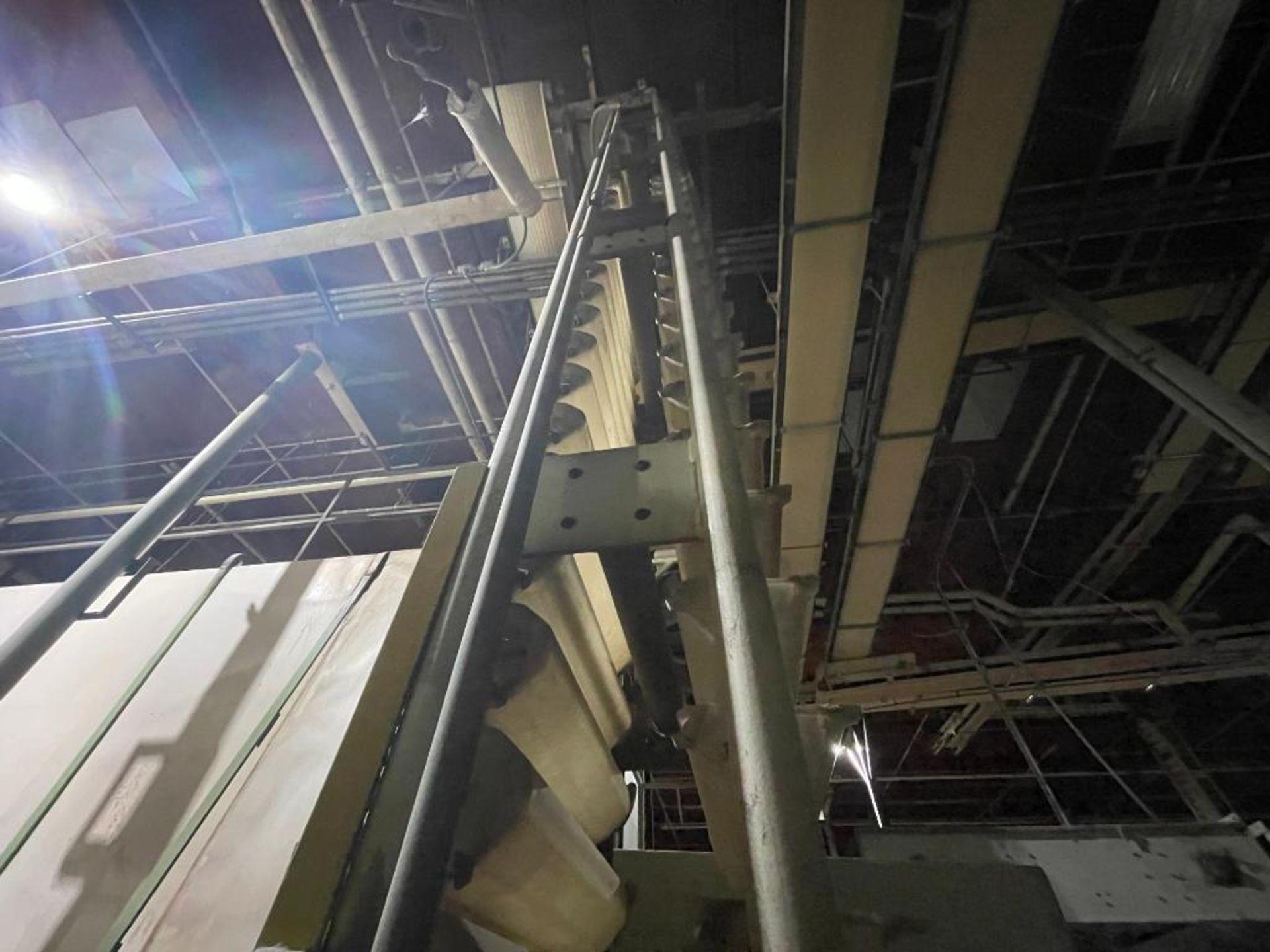 Aseeco overlapping bucket elevator - Image 14 of 14