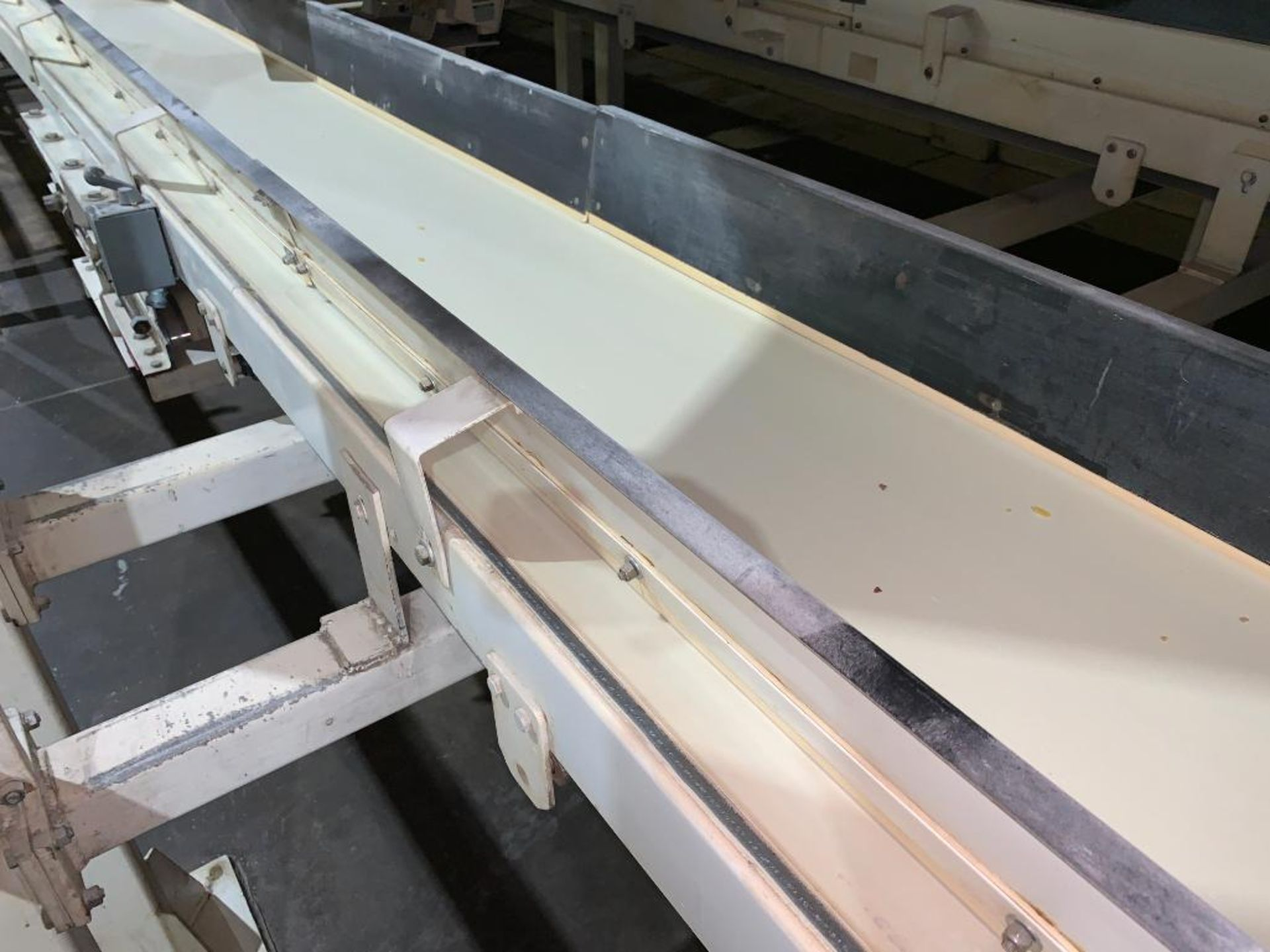 mild steel horizontal conveyor - Image 6 of 15