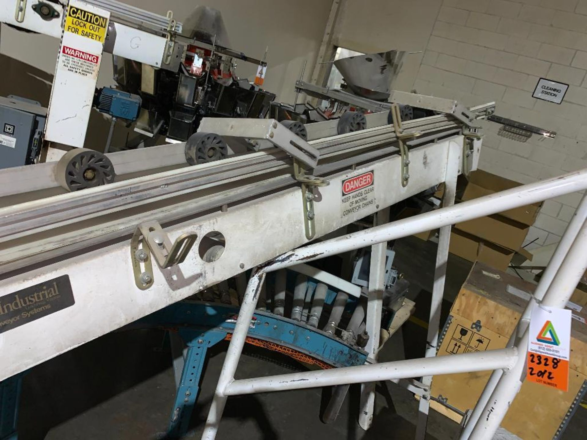 (4) pieces of miscellaneous conveyor - Image 3 of 25