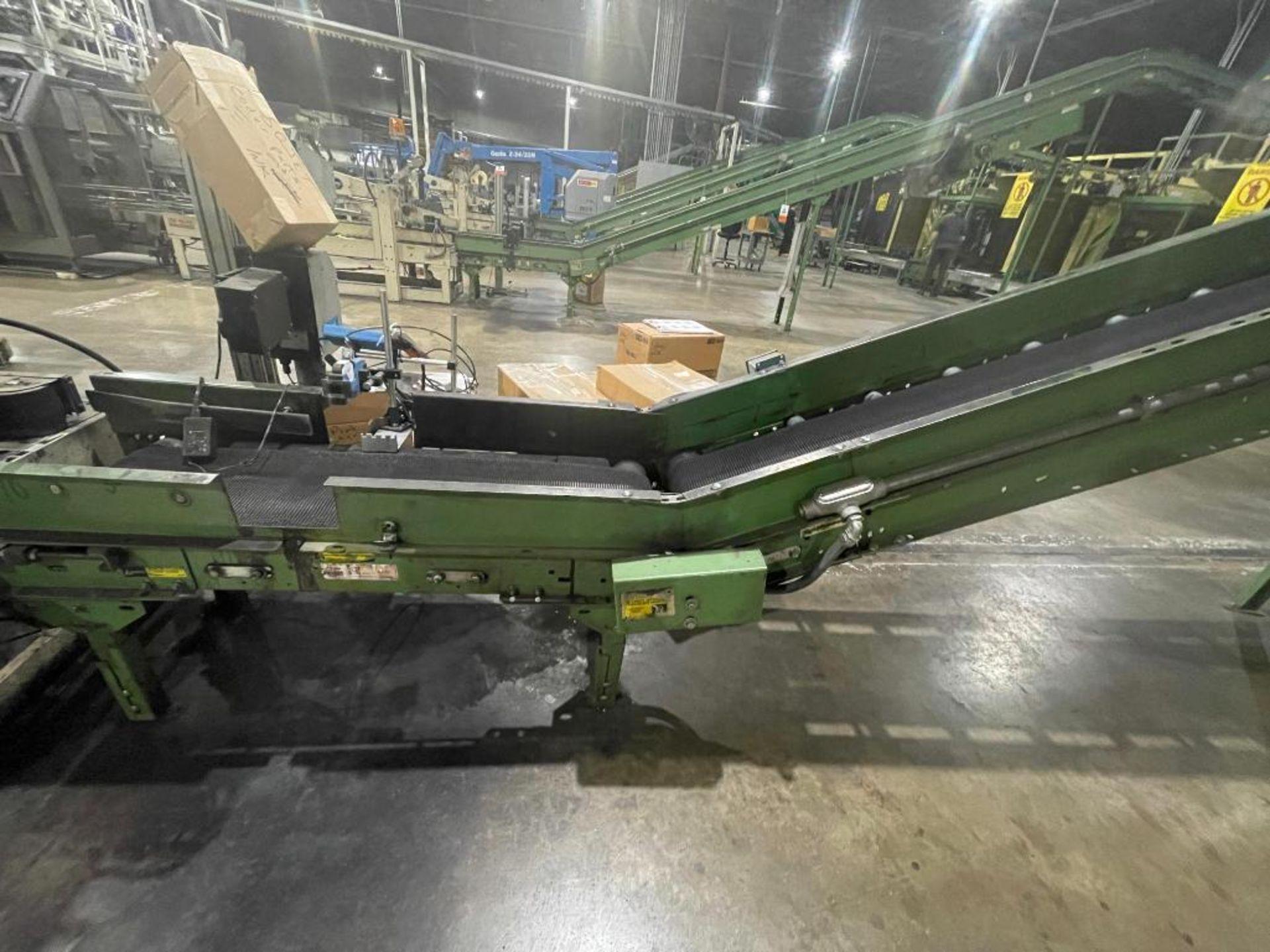 Buschman mild steel incline conveyor - Image 13 of 15