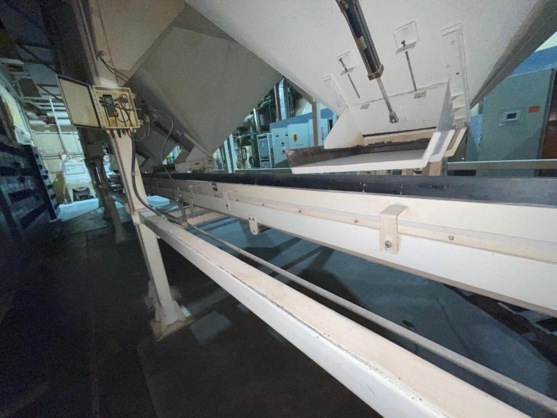 mild steel horizontal conveyor - Image 5 of 11