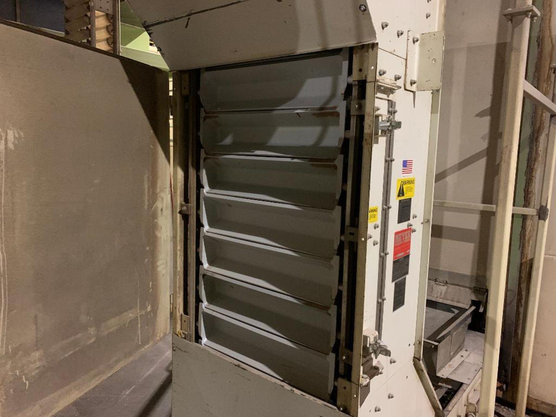 Meyer overlapping bucket elevator, model PA462-24-S - Image 14 of 17