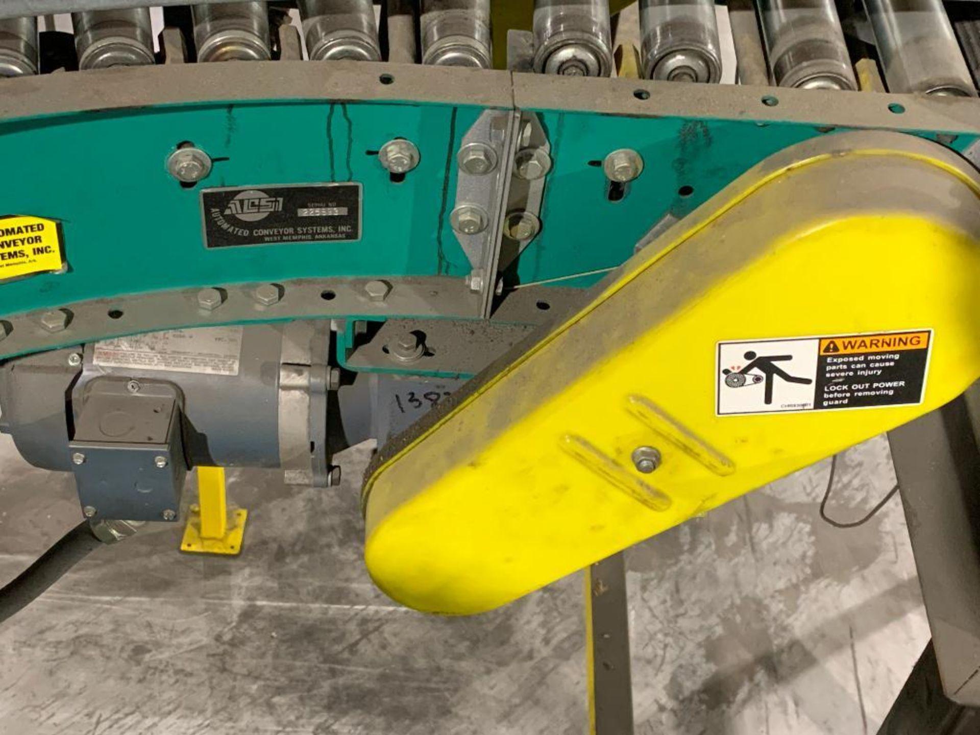 ACS power roller conveyor - Image 6 of 15