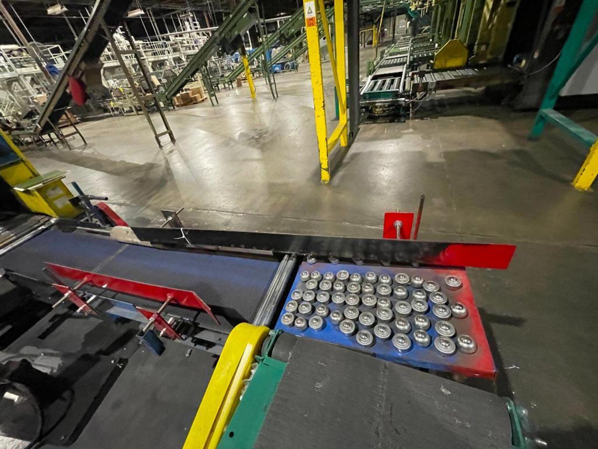 mild steel conveyor - Image 3 of 11