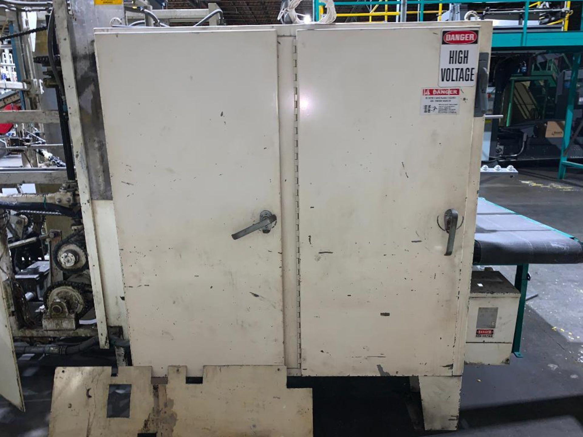 Salwasser case erector and case packer, model L41 - Image 31 of 45