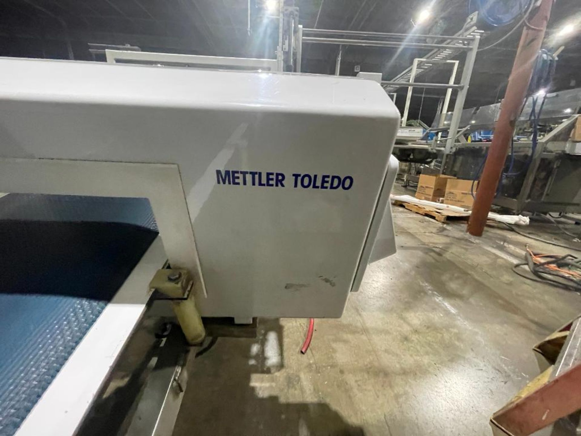 Mettler Toledo metal detector, model V4-1 - Image 5 of 14