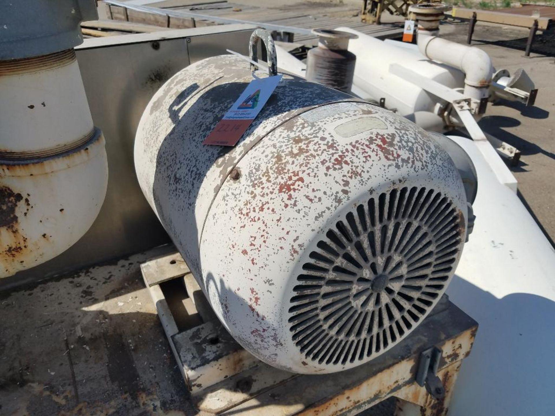Gardner Denver Duroflow rotary positive blower - Image 4 of 7