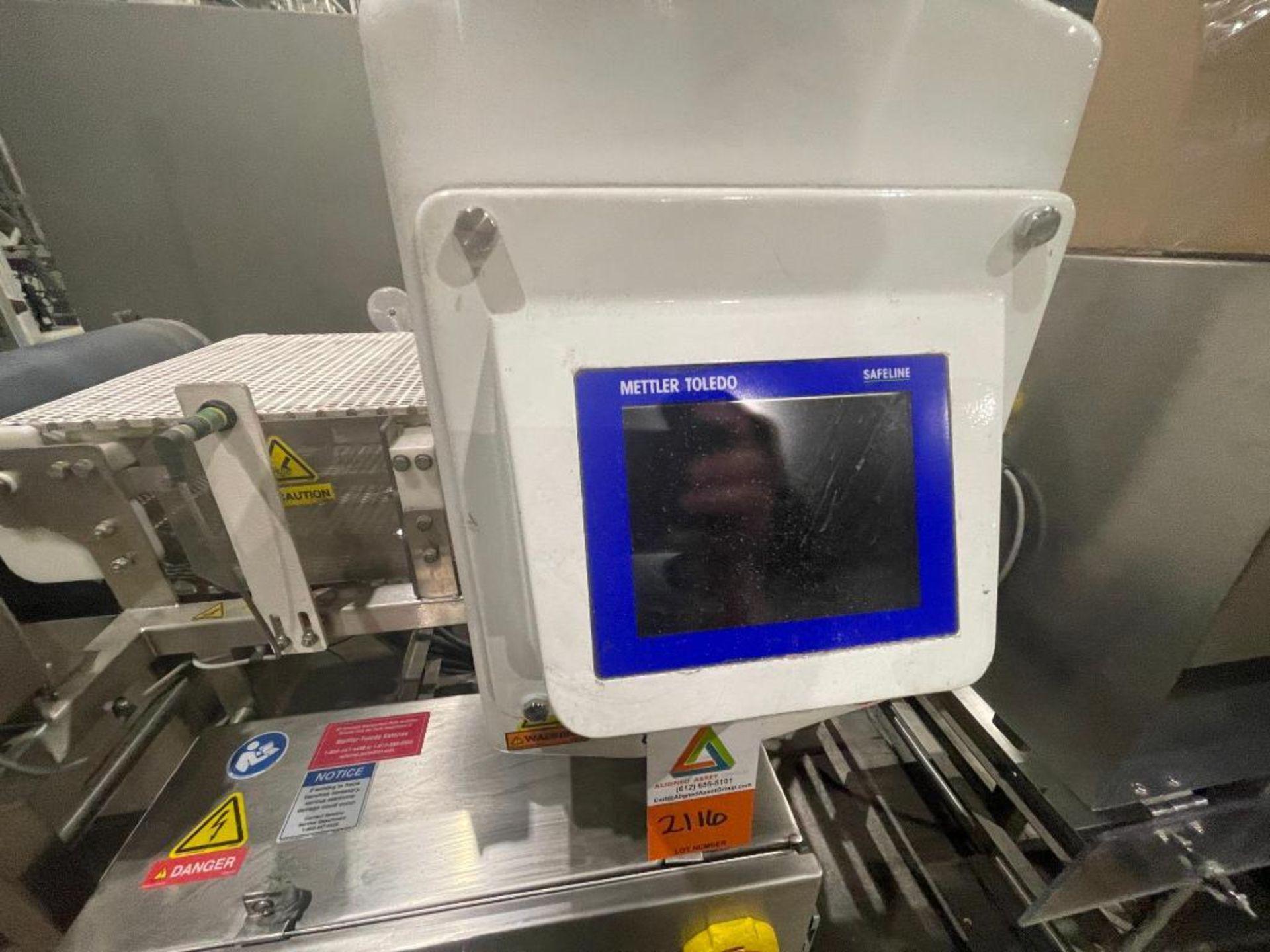 2016 Mettler Toledo metal detector, model SL1500 - Image 3 of 15