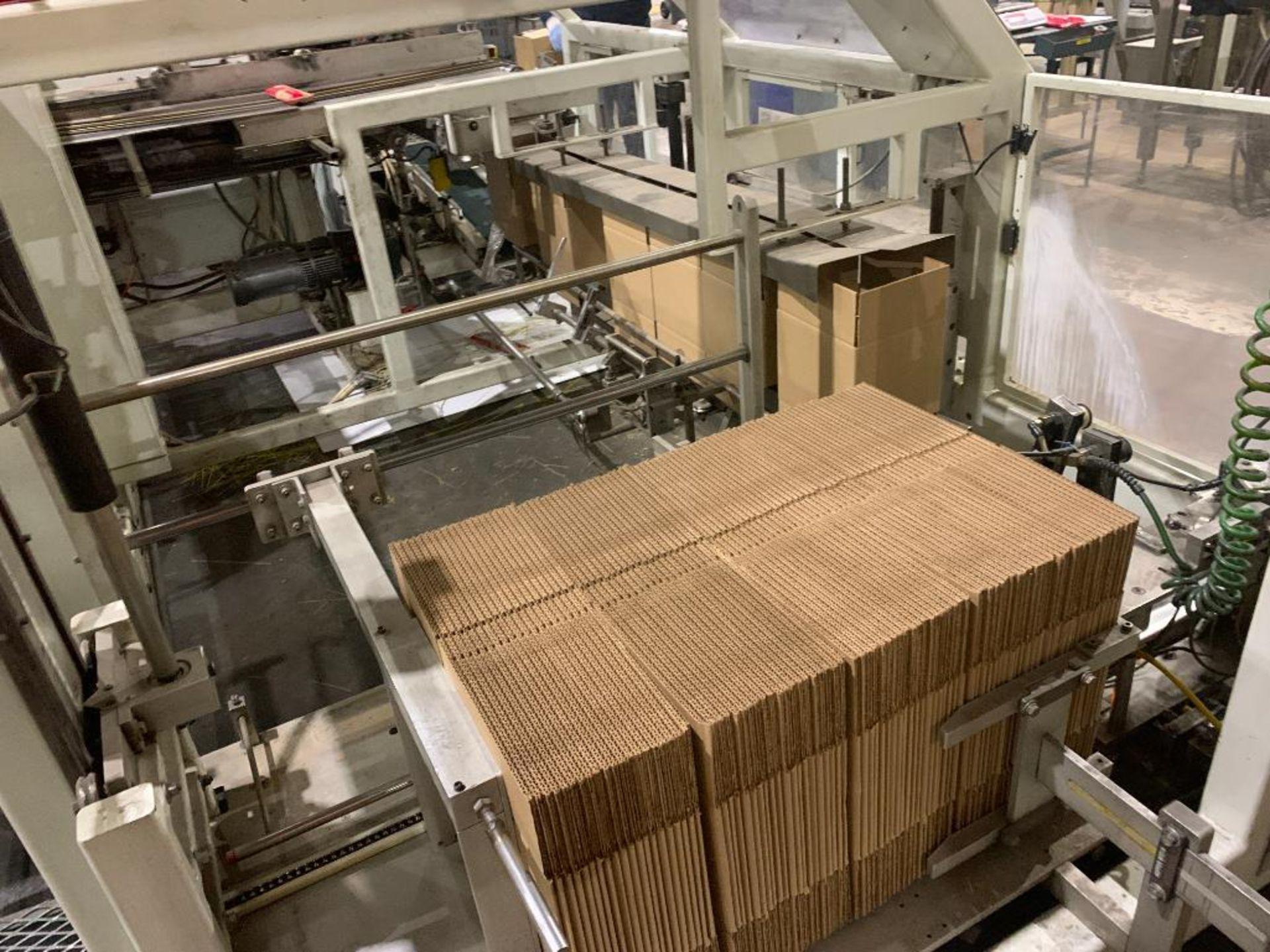 Fallas box erector/case packer - Image 38 of 39