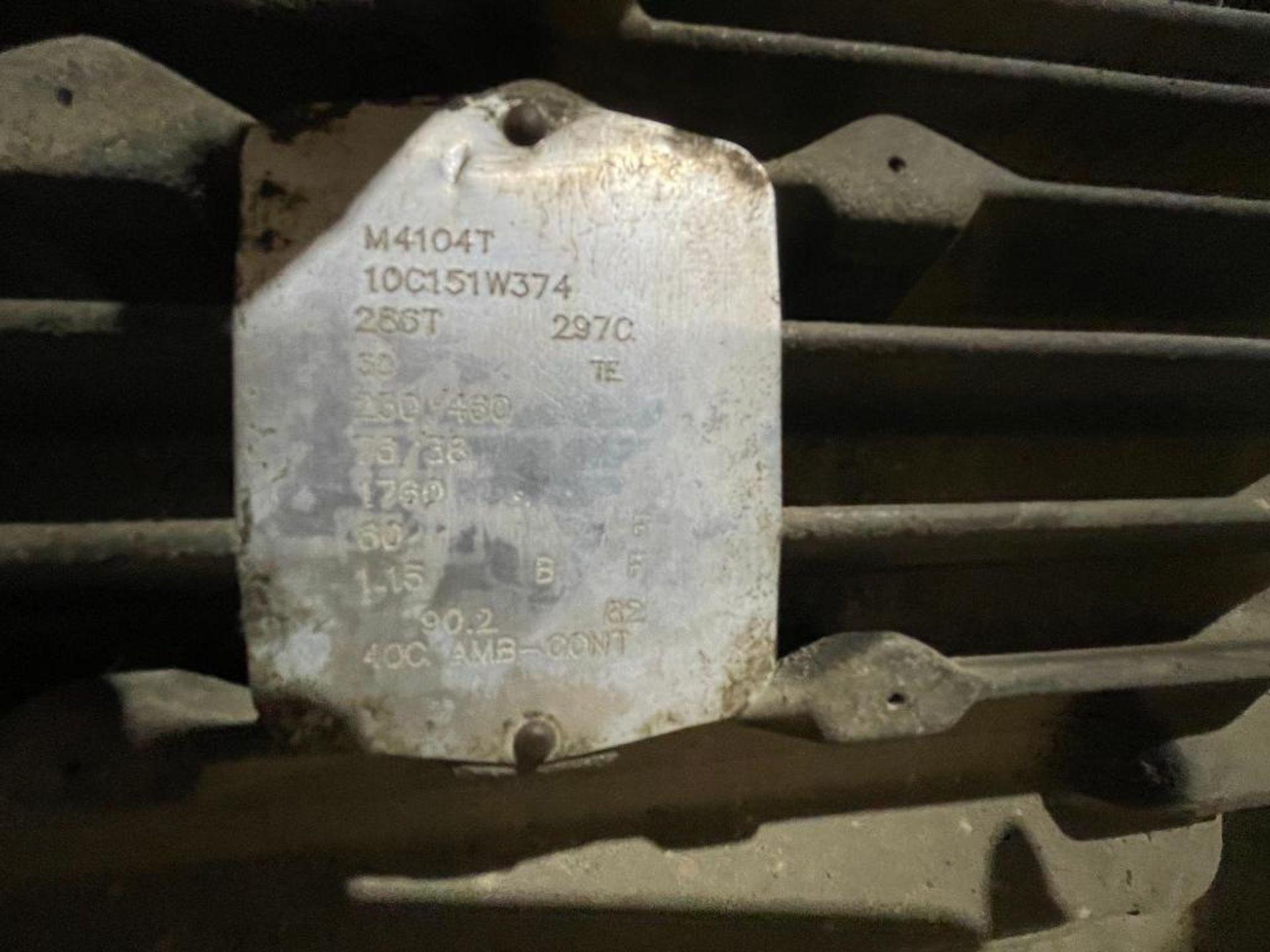 Ingersoll Dresser high temperature water pump - Image 5 of 9