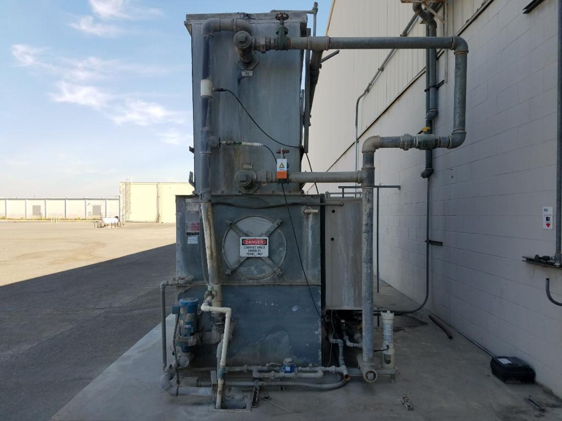 BAC falling film water chiller - Image 6 of 8