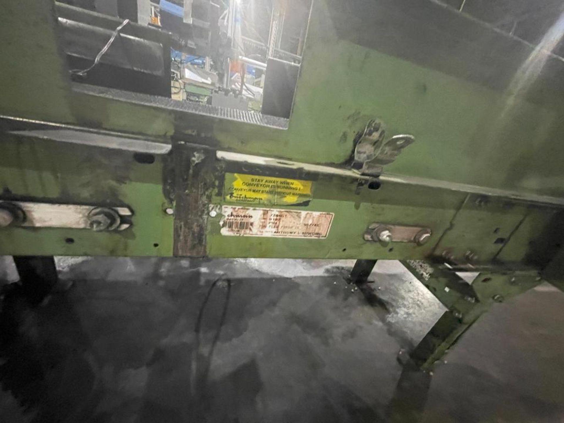 Buschman mild steel incline conveyor - Image 14 of 15