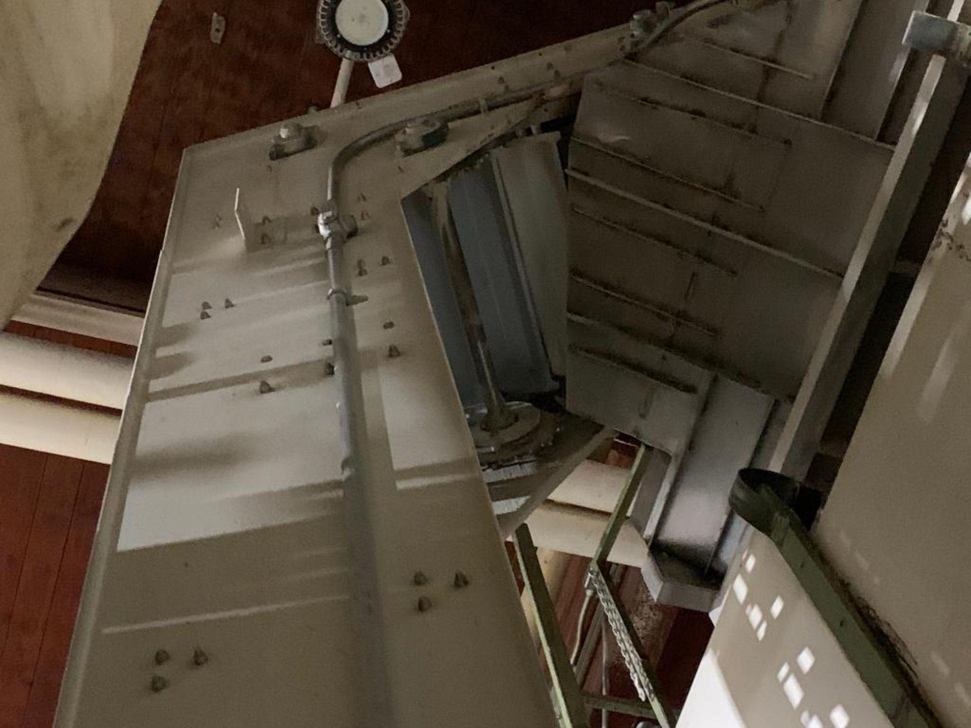 Meyer overlapping bucket elevator, model PA462-24-S - Image 12 of 14