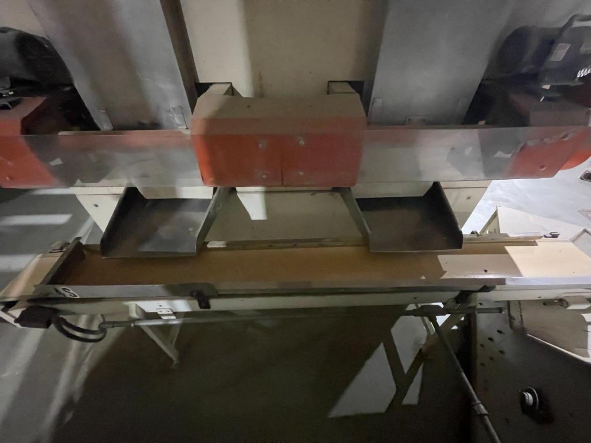 mild steel belt conveyor - Image 10 of 16