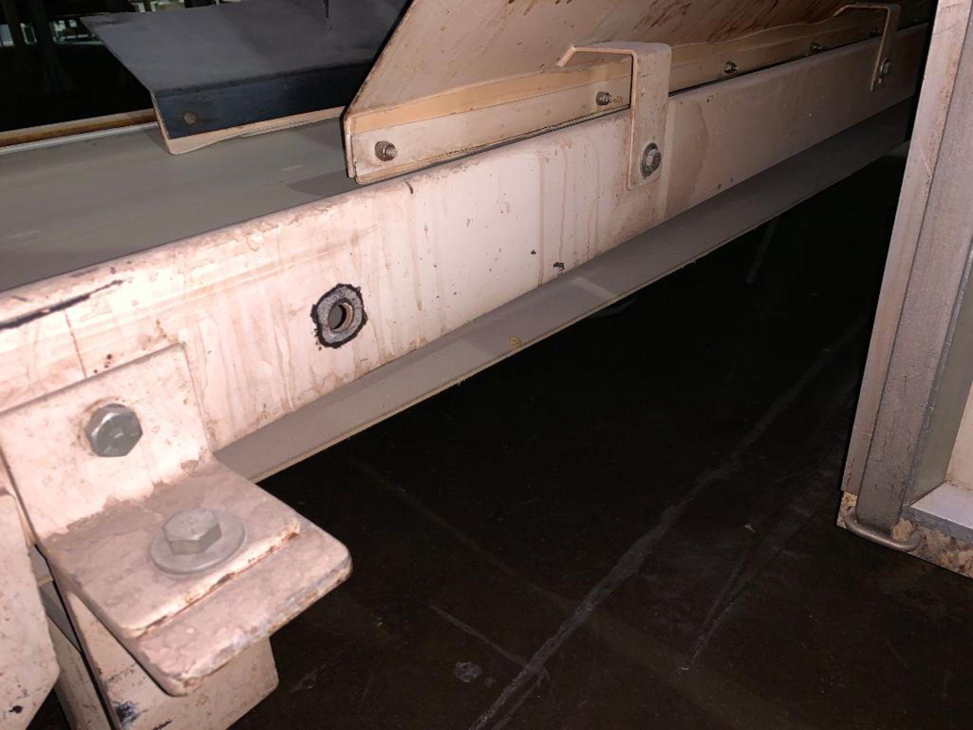 mild steel belt conveyor - Image 8 of 9
