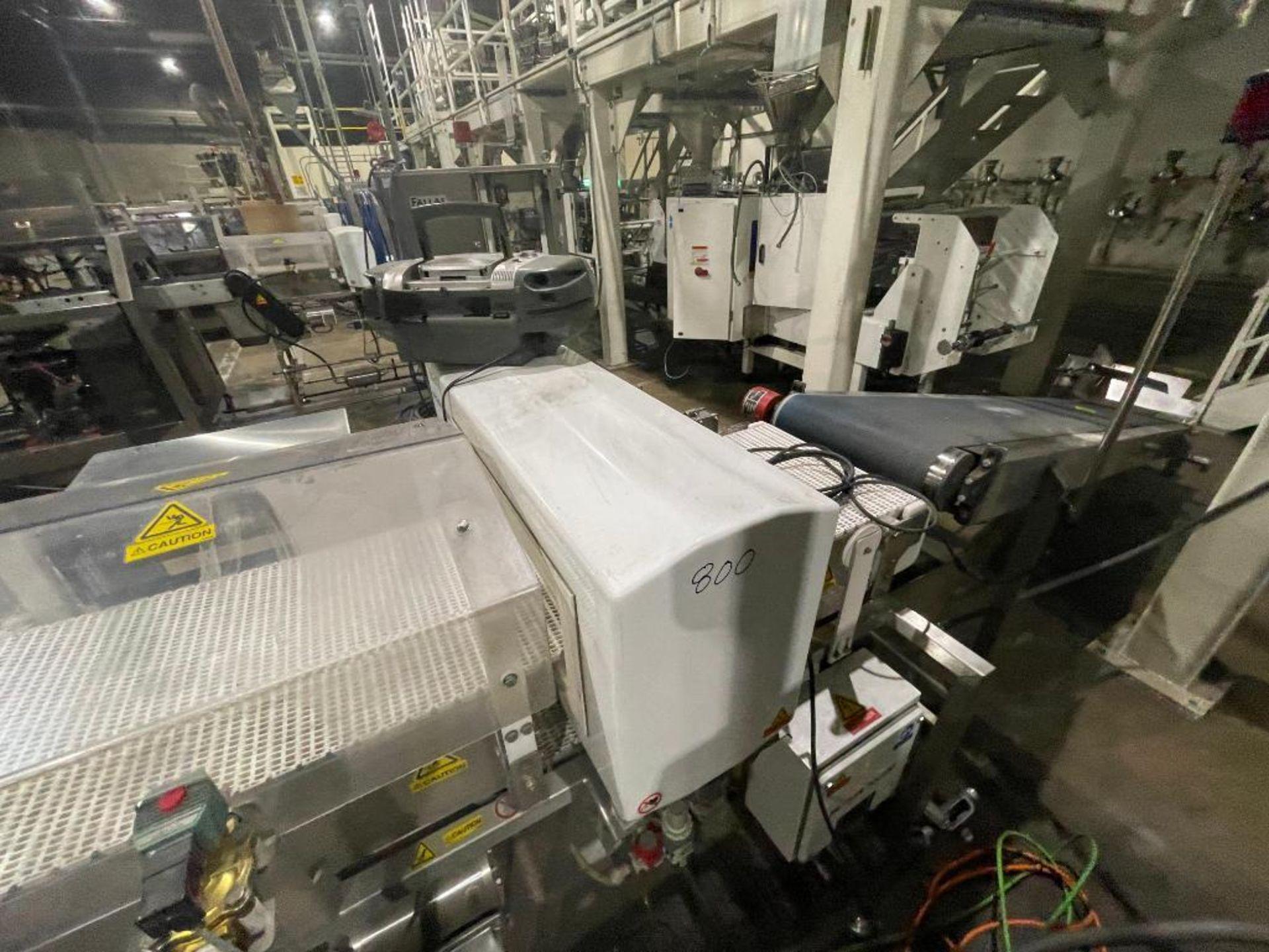 2016 Mettler Toledo metal detector, model SL1500 - Image 9 of 16