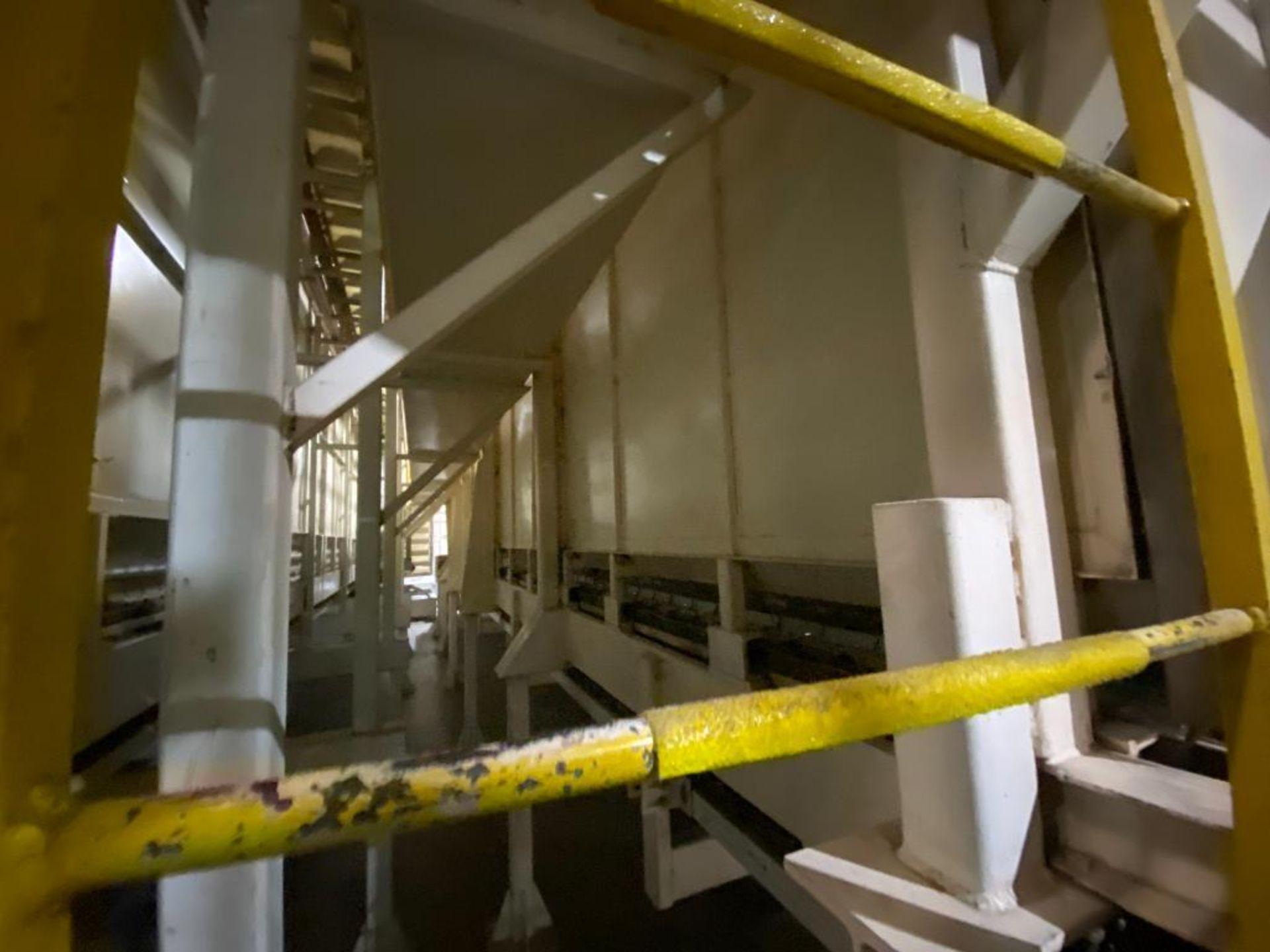 Aseeco bulk accumulation bin - Image 3 of 5