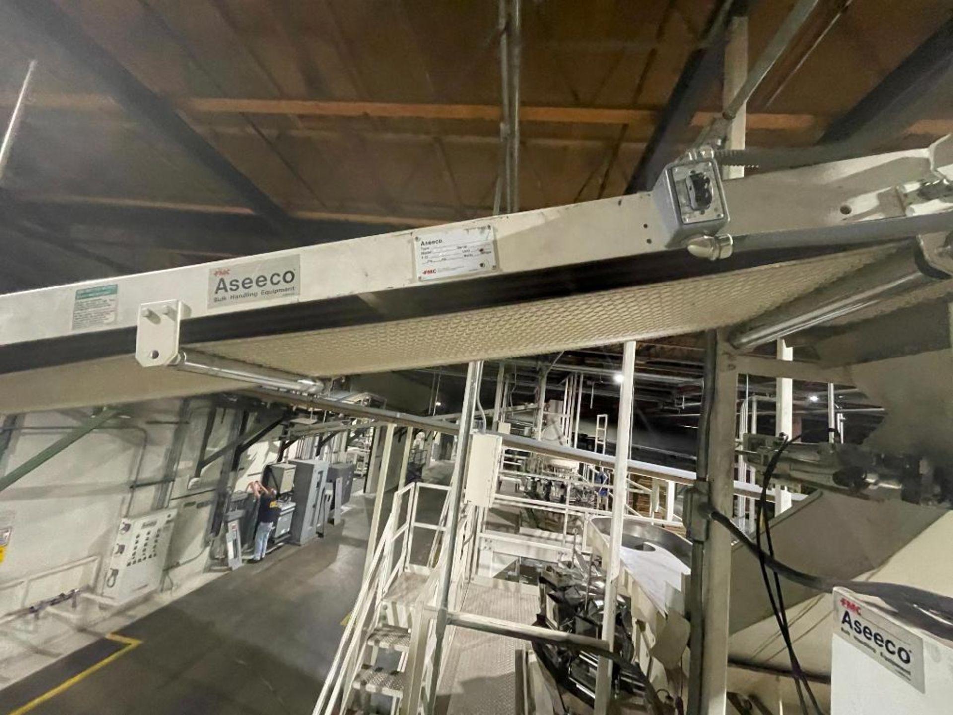 mild steel overhead belt conveyor - Image 9 of 12