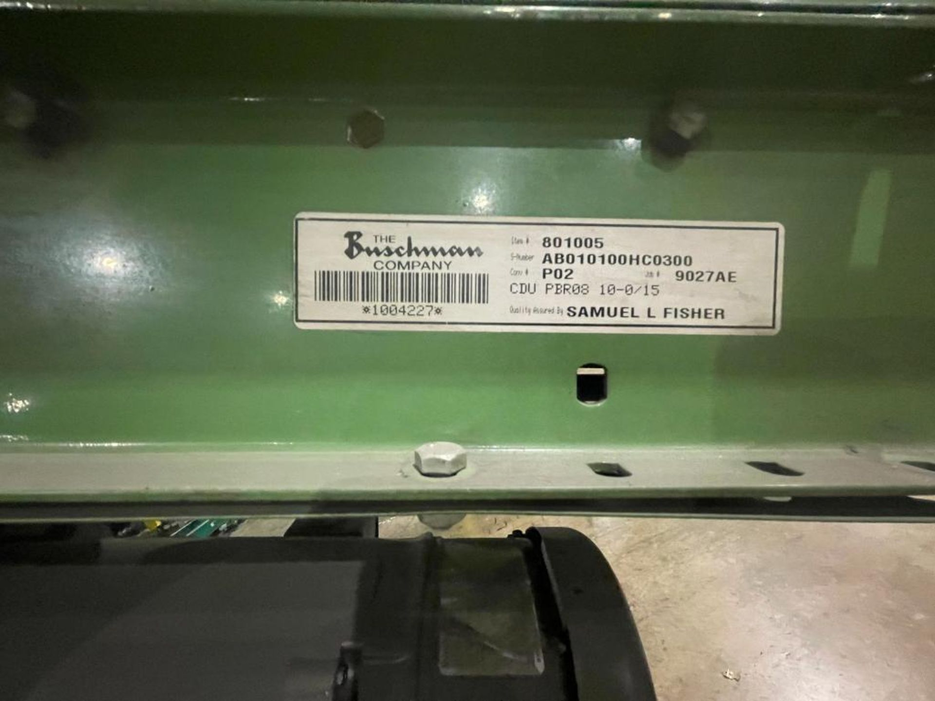 mild steel incline conveyor