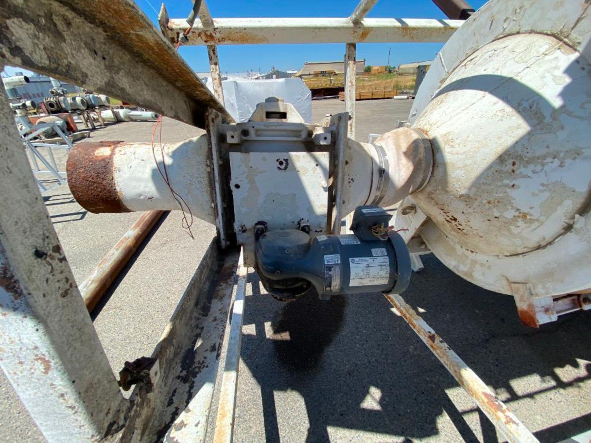 MAC mild steel dust collector - Image 2 of 15