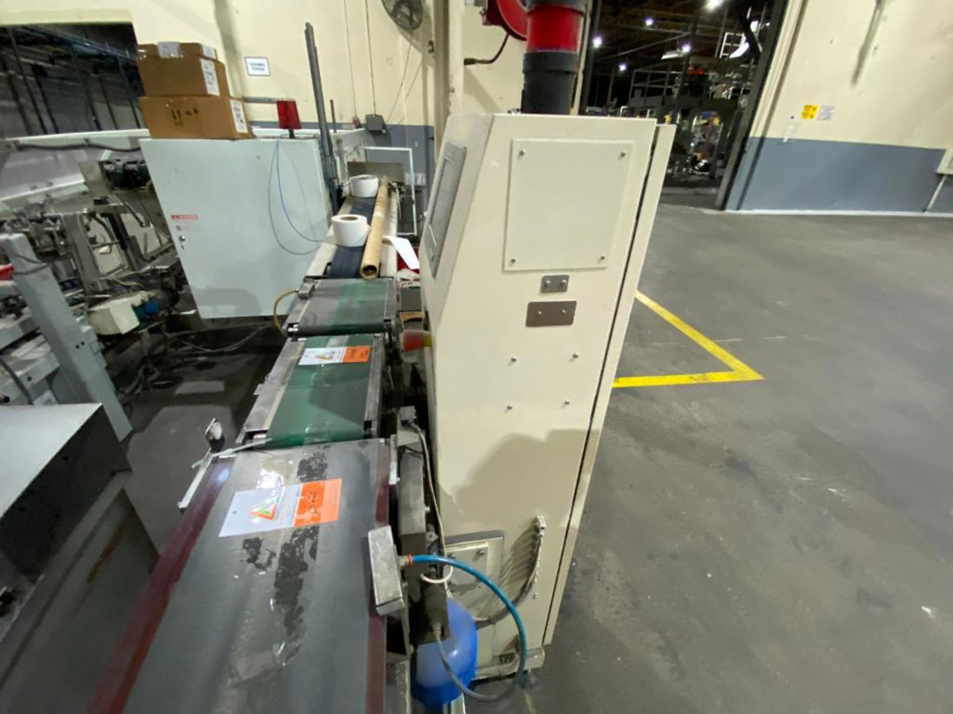 Ricciarelli high speed check weigher - Image 5 of 12