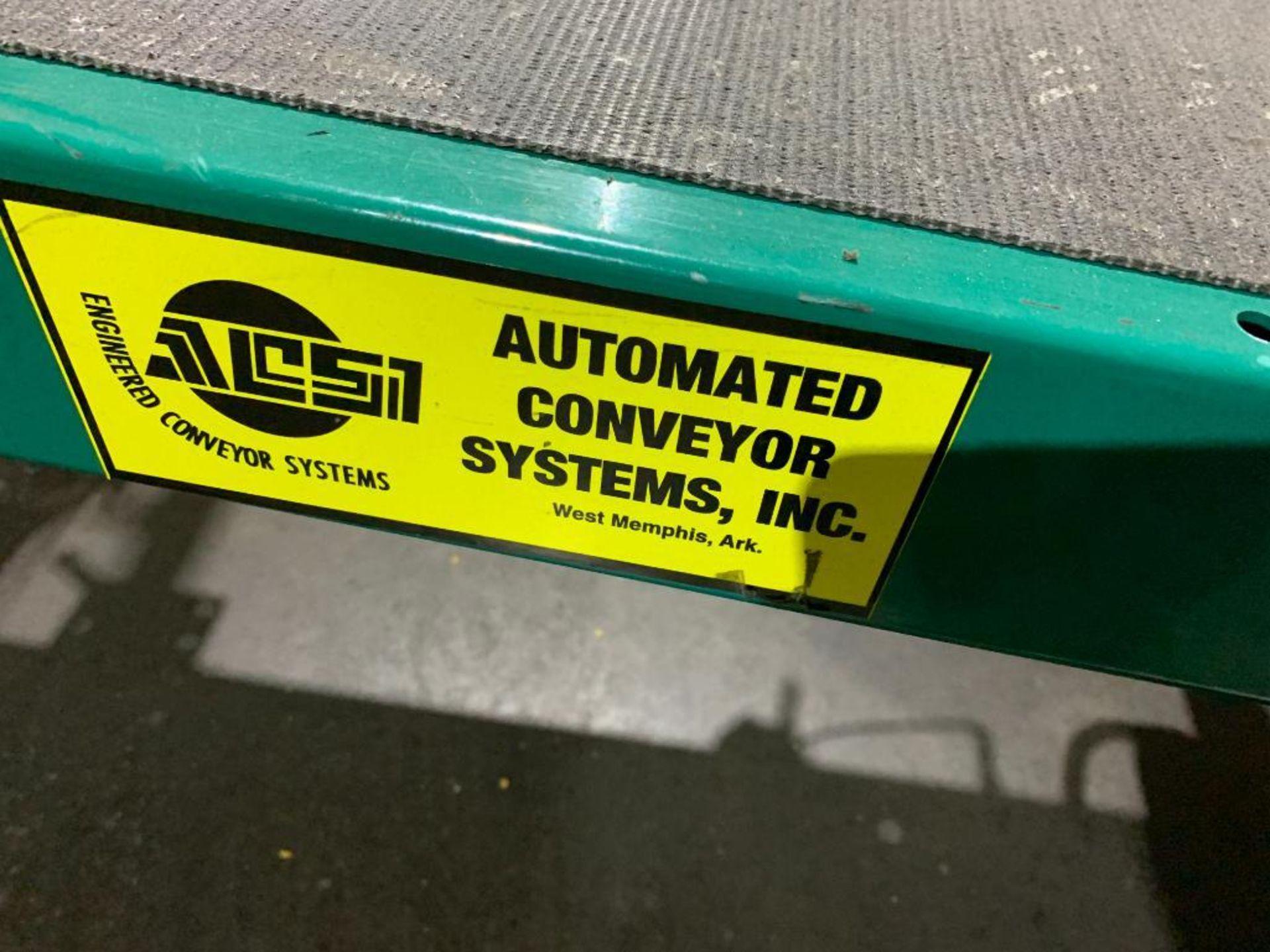 Automated Conveyor Systems mild steel conveyor - Image 2 of 9