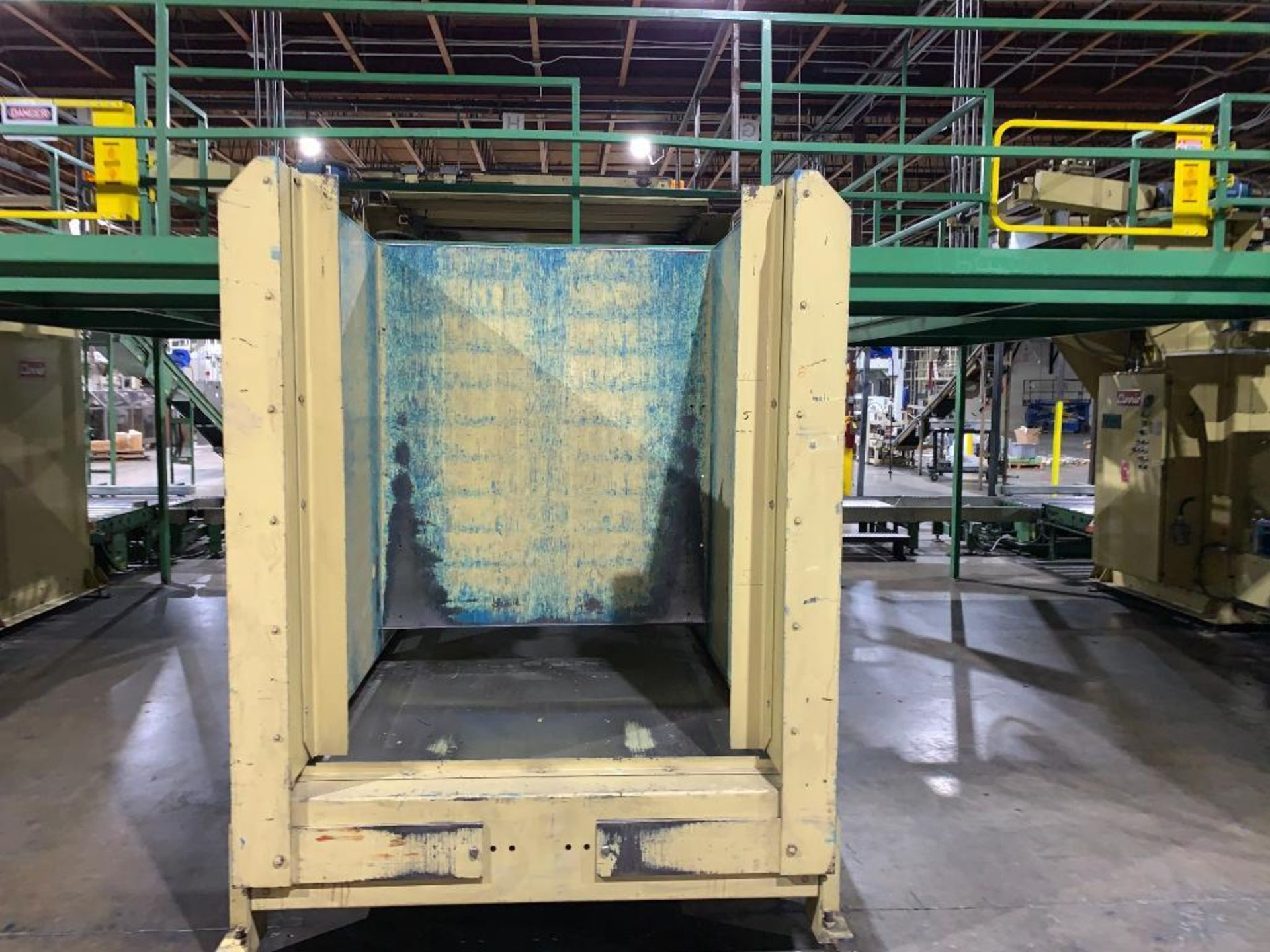 1992 Currie top to bottom palletizer, machine number LSP-5-1177 - Image 14 of 53
