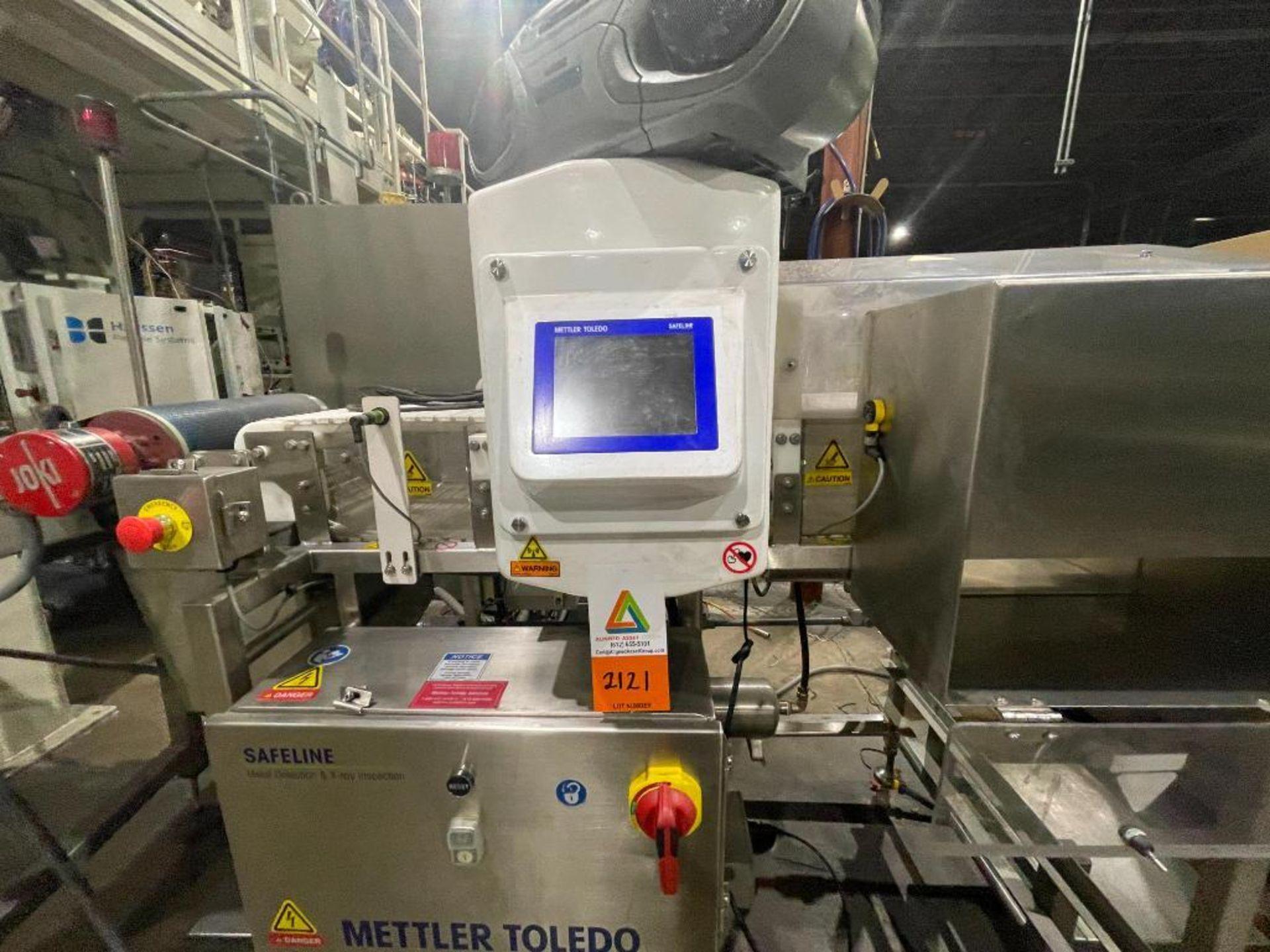 2016 Mettler Toledo metal detector, model SL1500 - Image 7 of 16