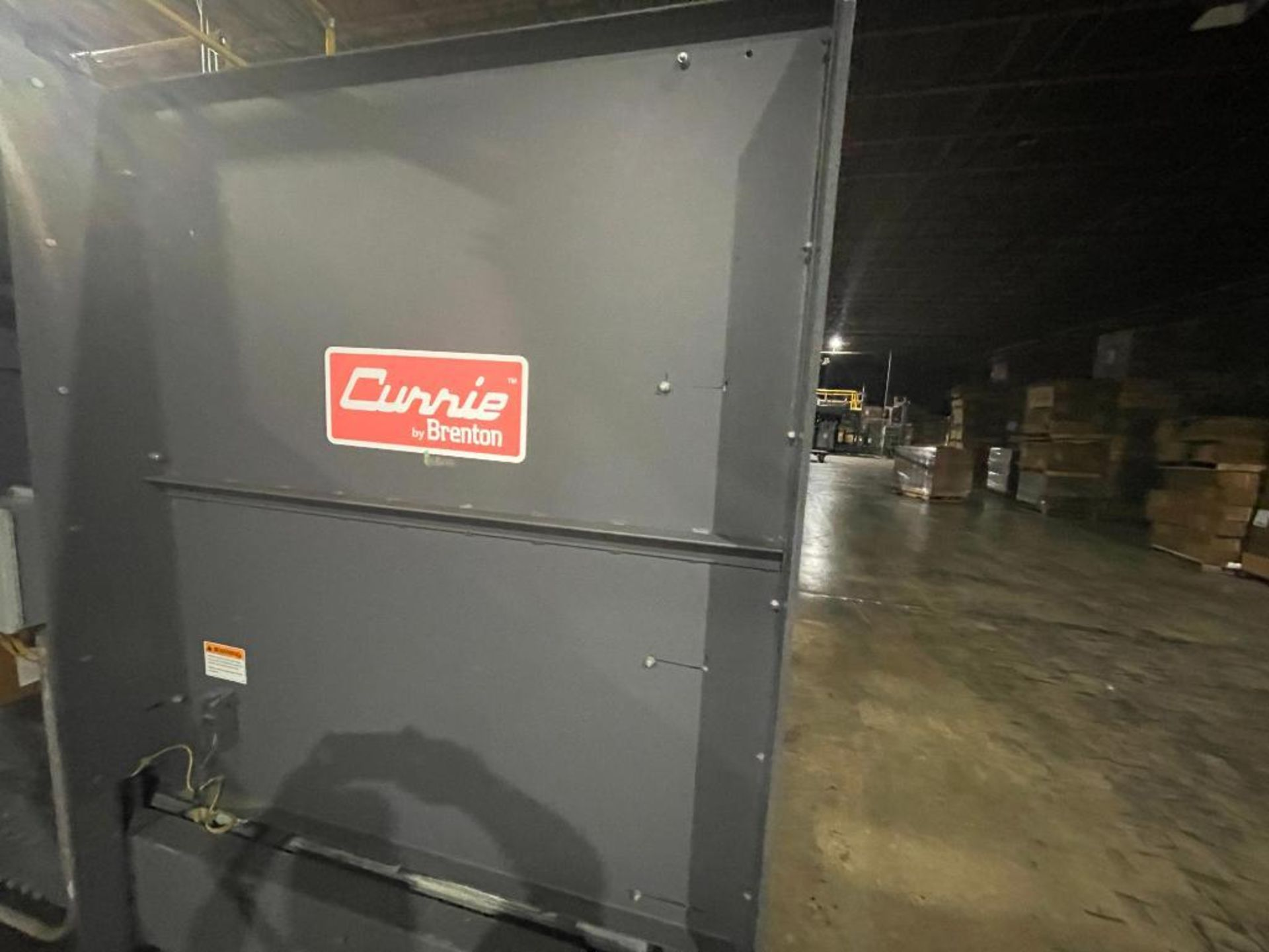 2008 Currie top to bottom palletizer, model PALLETIZER, sn 3348 - Image 4 of 28