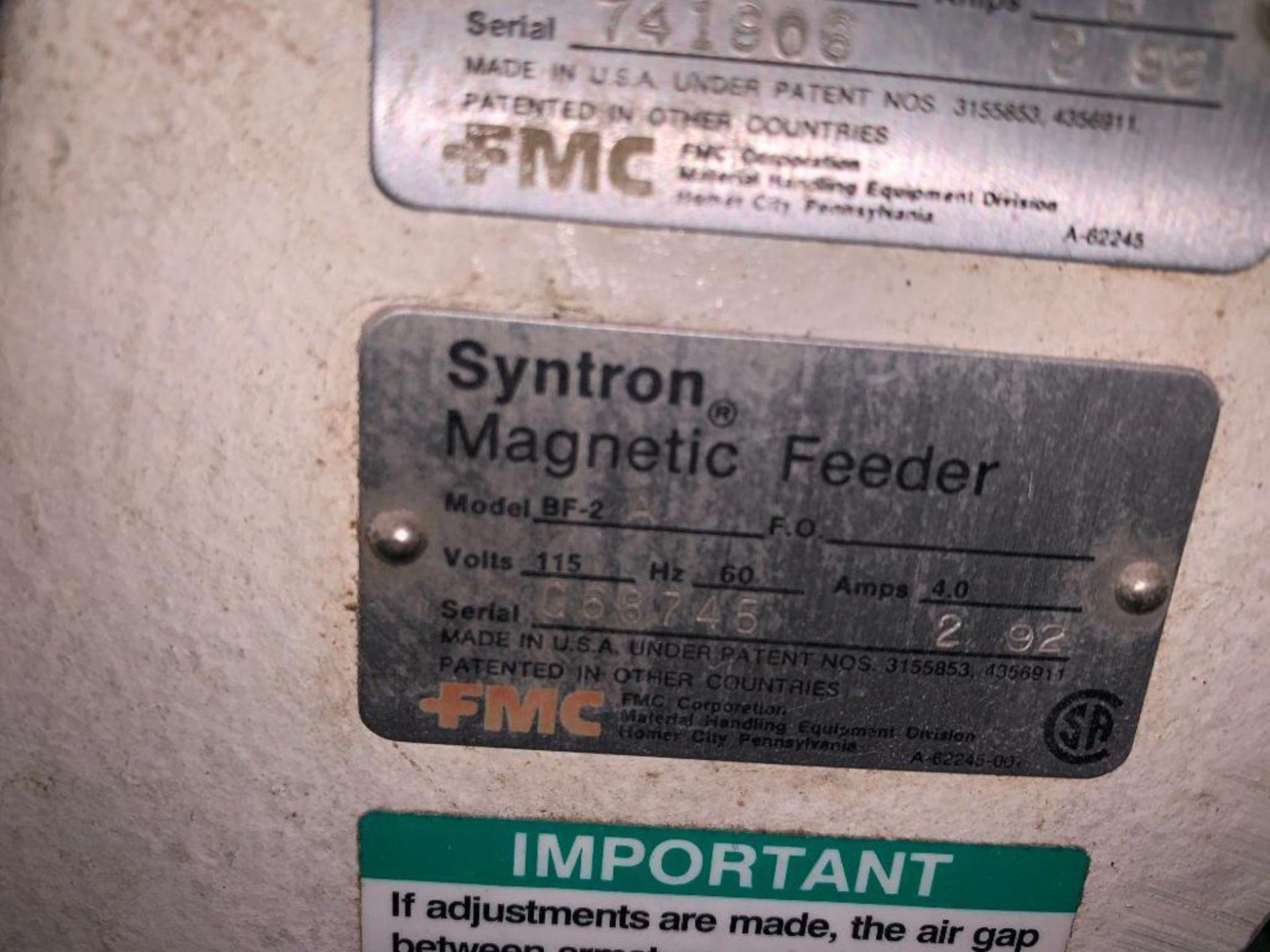 Aseeco mild steel cone bottom bulk storage bin - Image 6 of 16