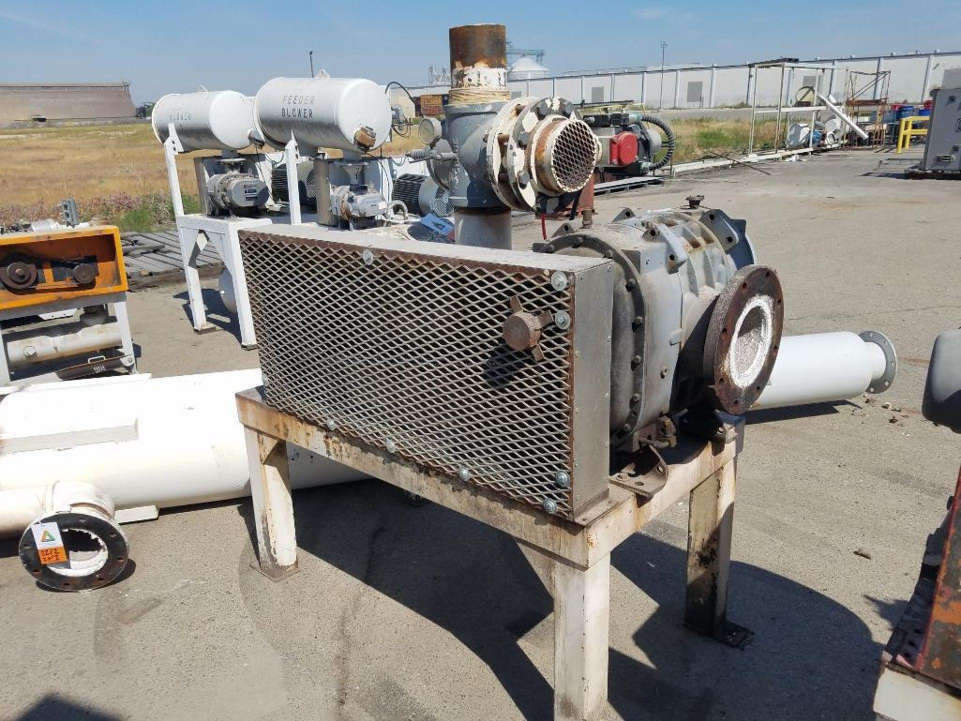 Gardner Denver Duroflow rotary positive blower - Image 2 of 7