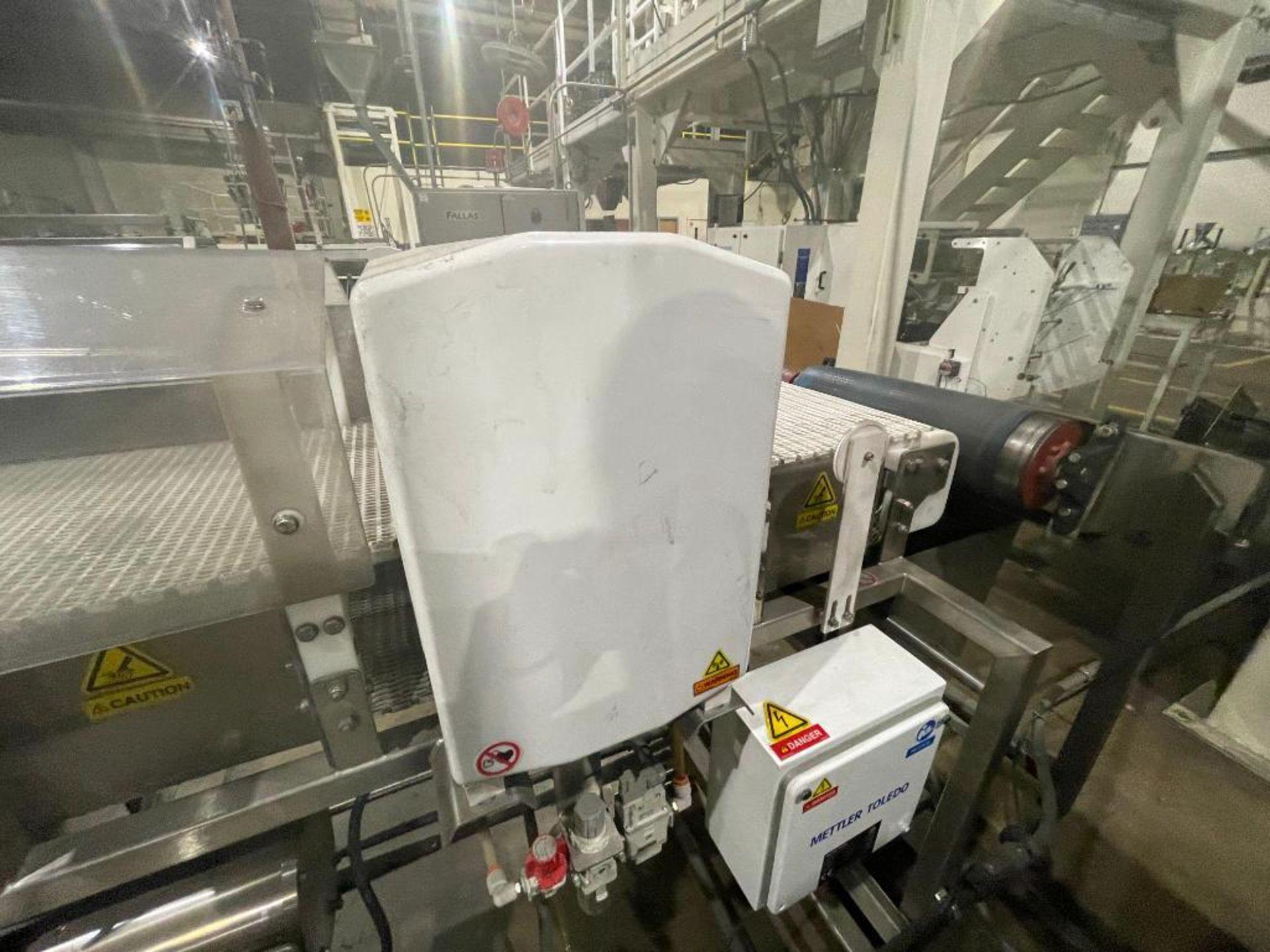 2016 Mettler Toledo metal detector, model SL1500 - Image 10 of 12