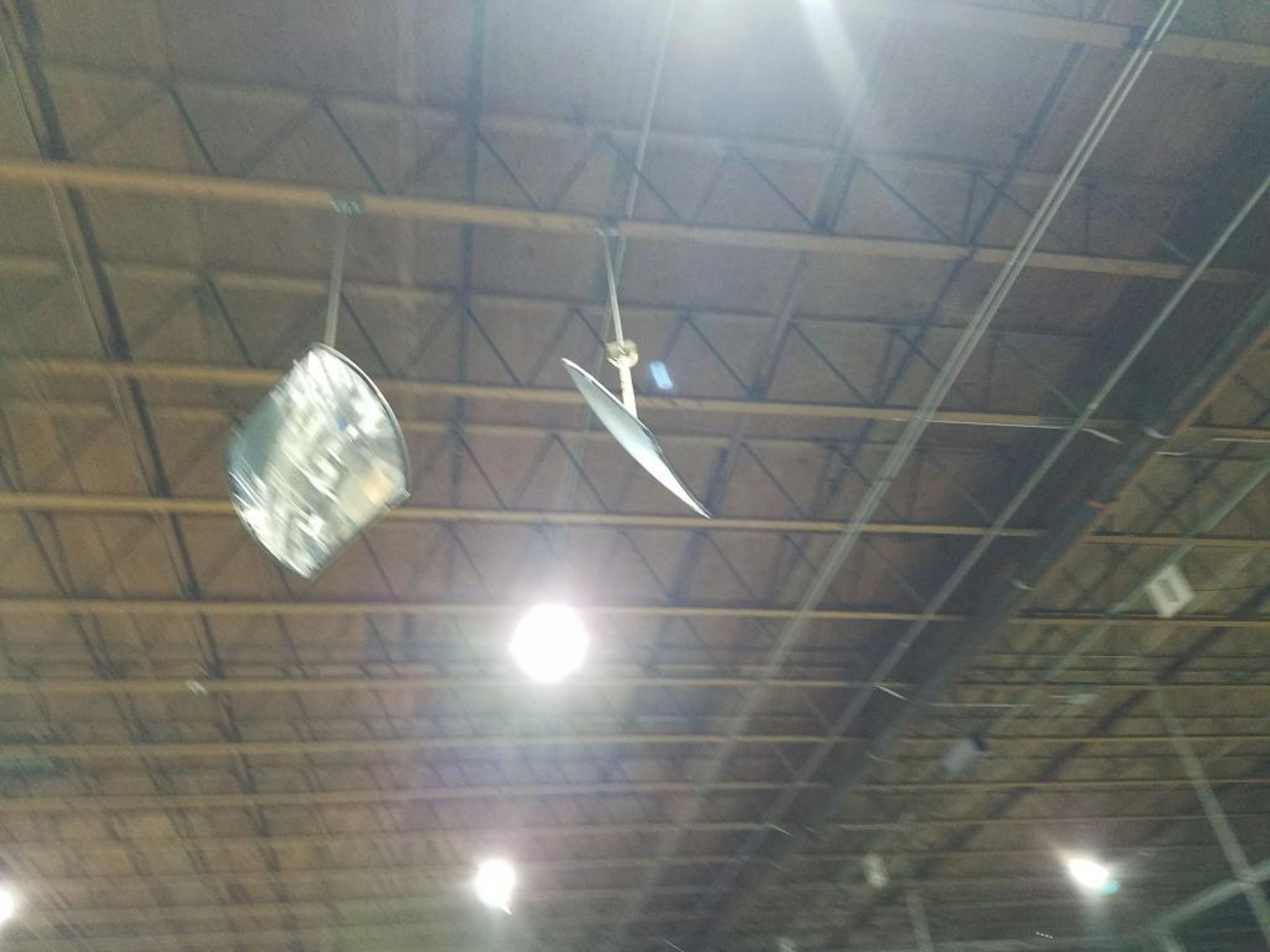 ceiling mounted safety mirrors - Image 2 of 4