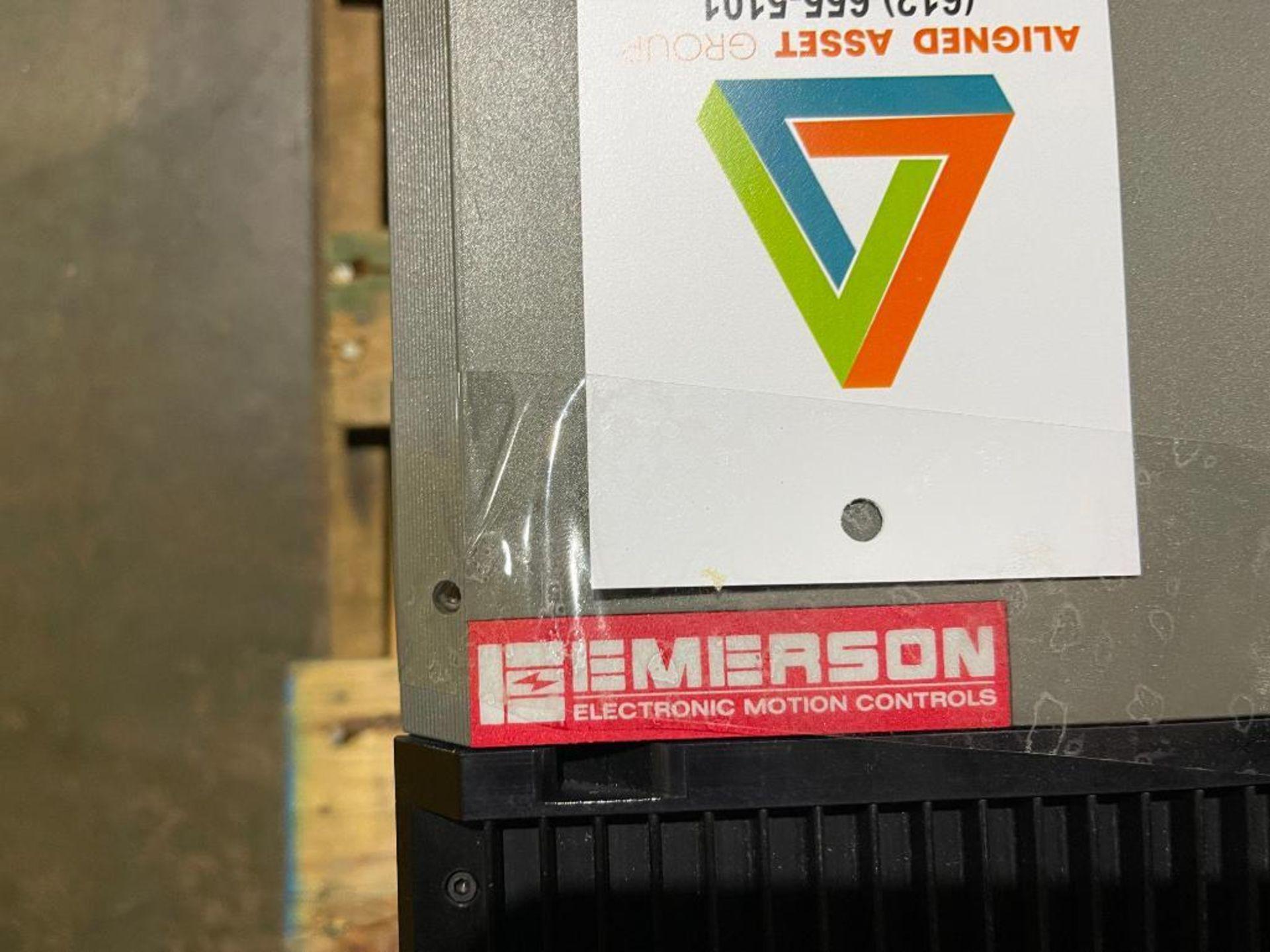 Emerson servo drive controller - Image 3 of 4