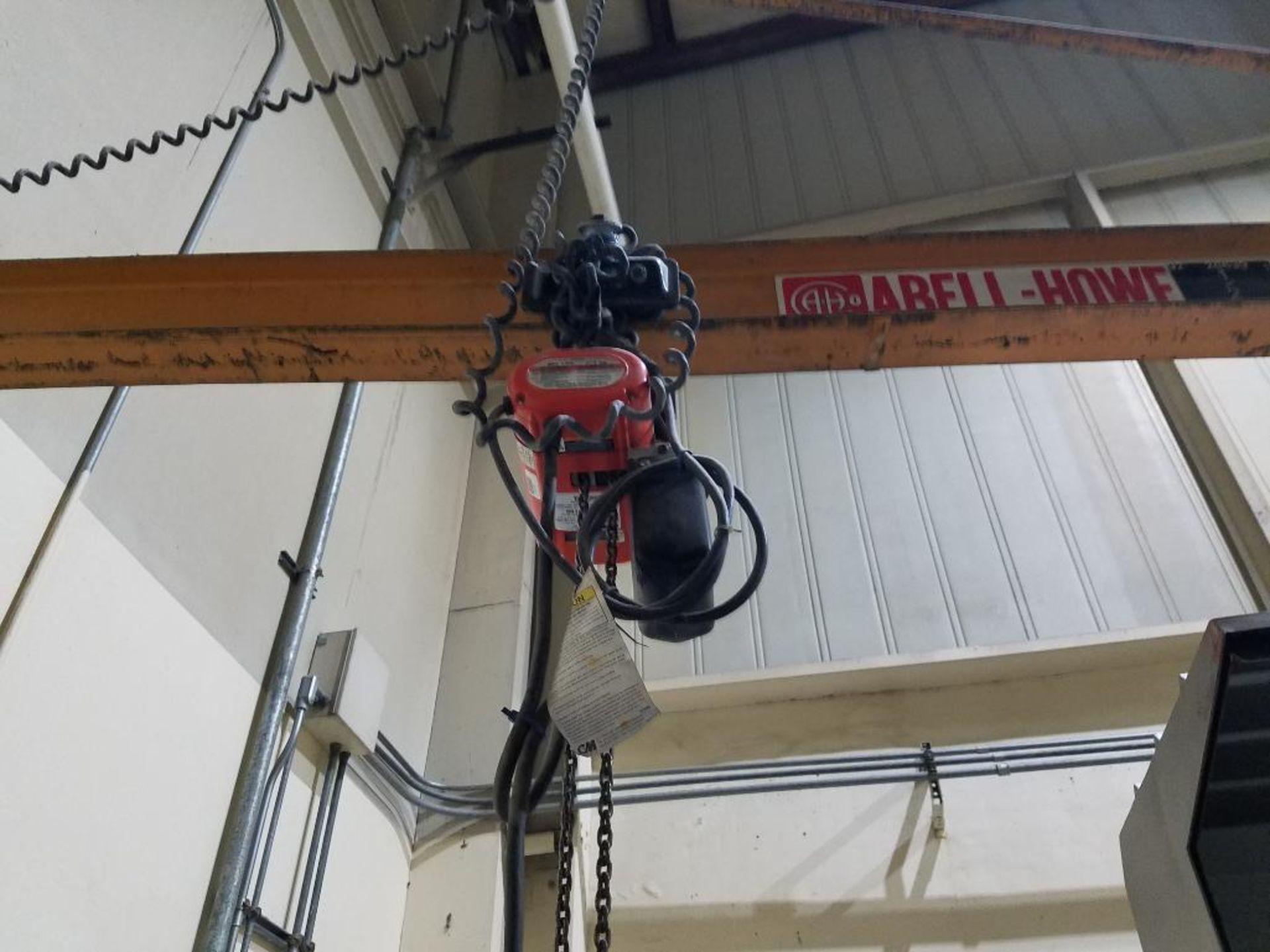 jibs and hoists - Image 6 of 6