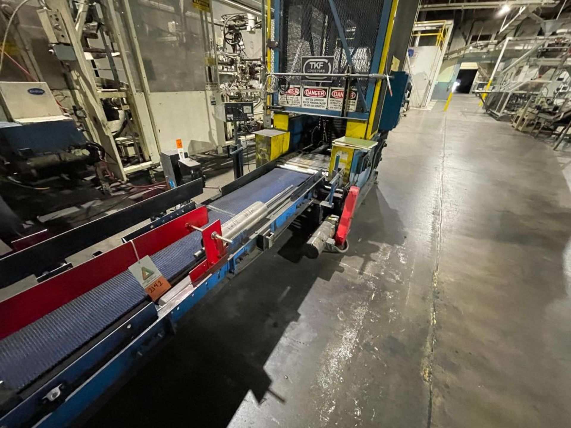 mild steel conveyor - Image 5 of 11