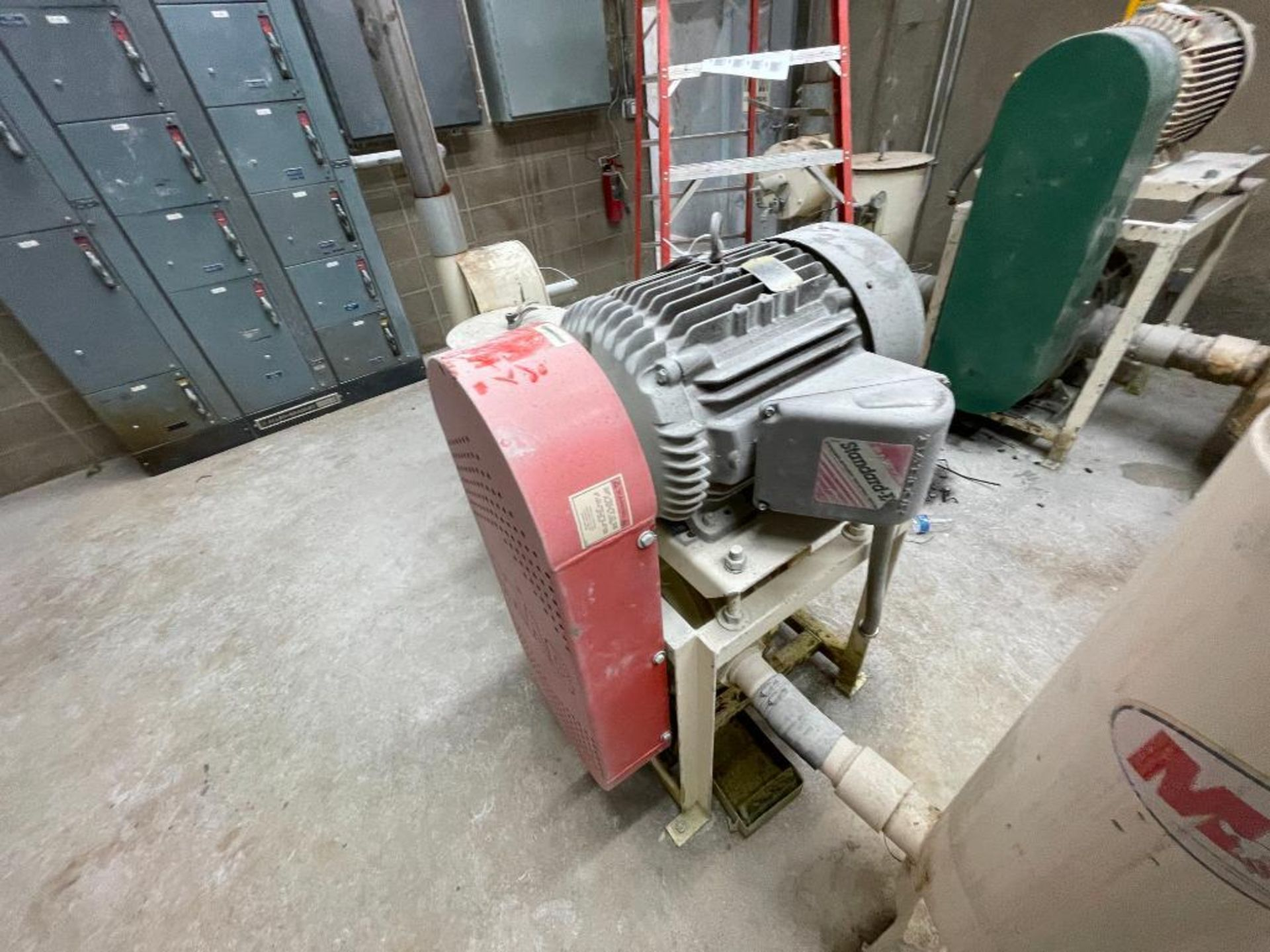 Sutorbilt rotary positive blower - Image 12 of 21