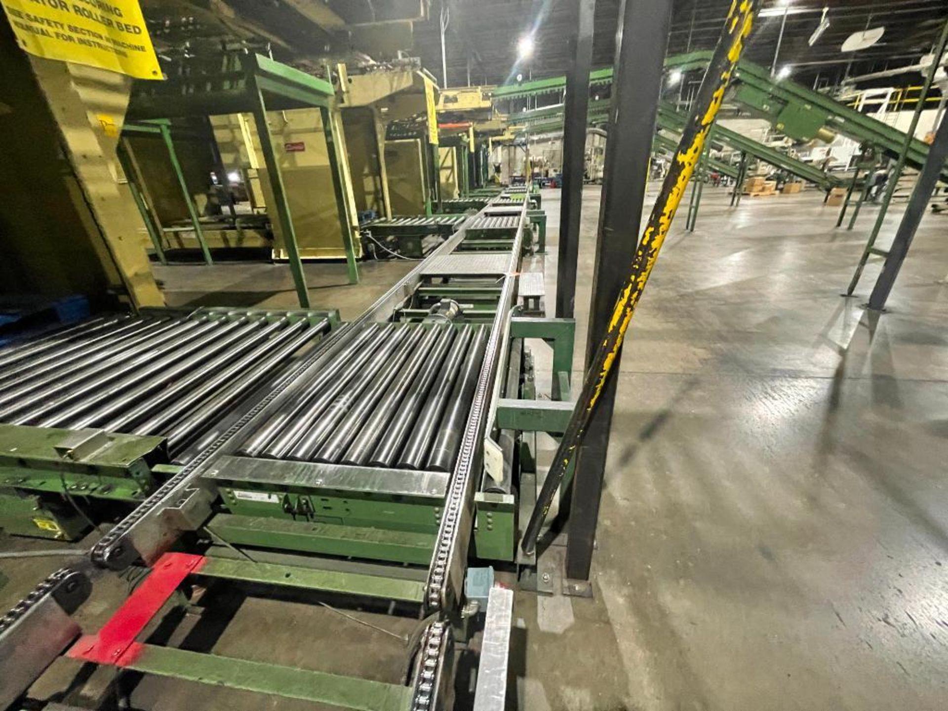 Buschman full pallet conveyor - Image 2 of 12