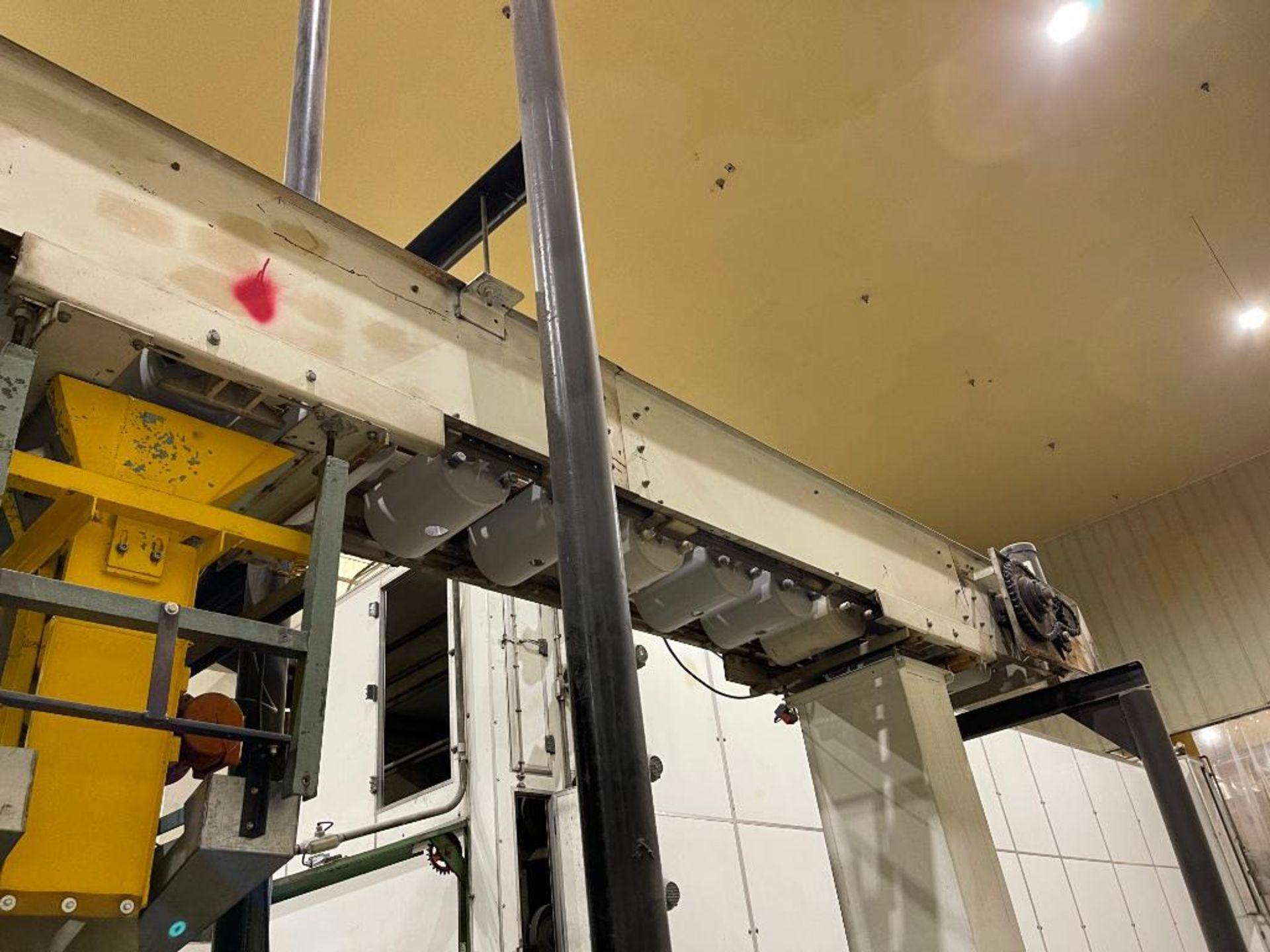 Meyer horizontal bucket elevator, model PQ-172-12-BCS - Image 9 of 19