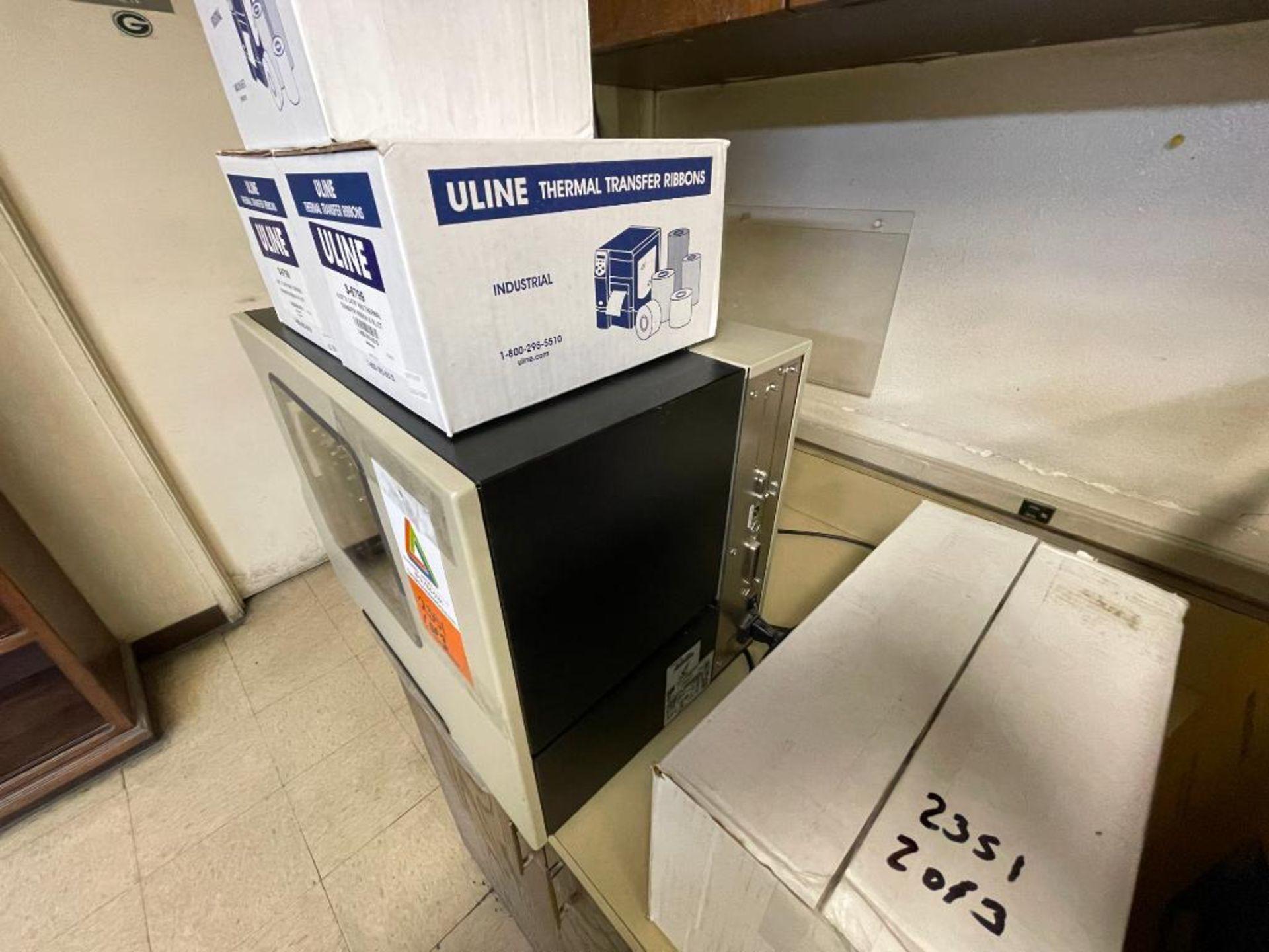 Zebra label printer - Image 6 of 9
