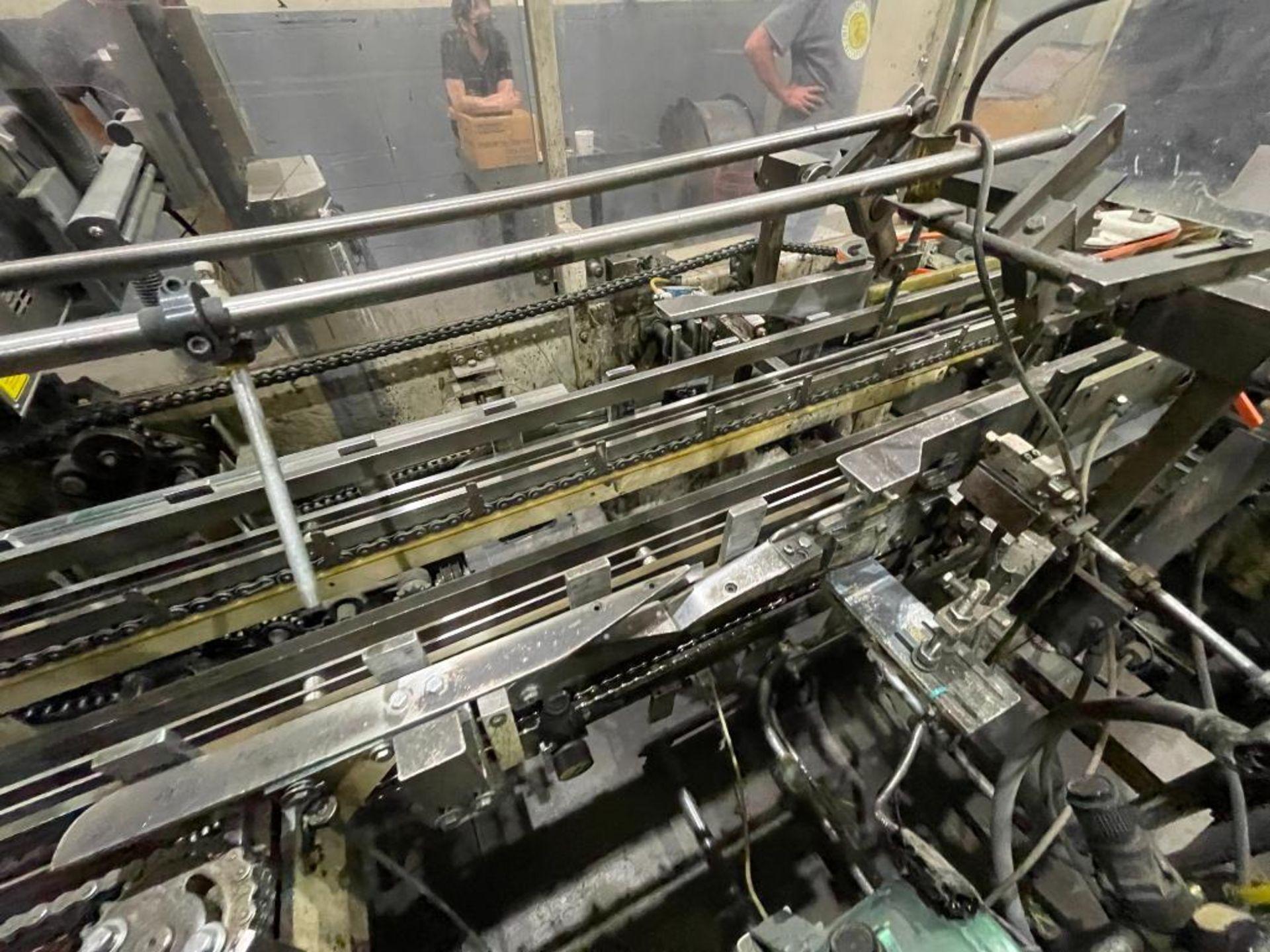 Hayes Machine Co. long goods cartoner, model 51BB - Image 54 of 64