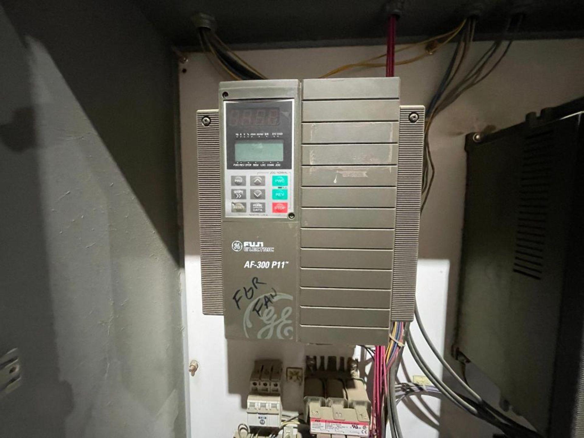 single door mild steel cabinet - Image 3 of 12