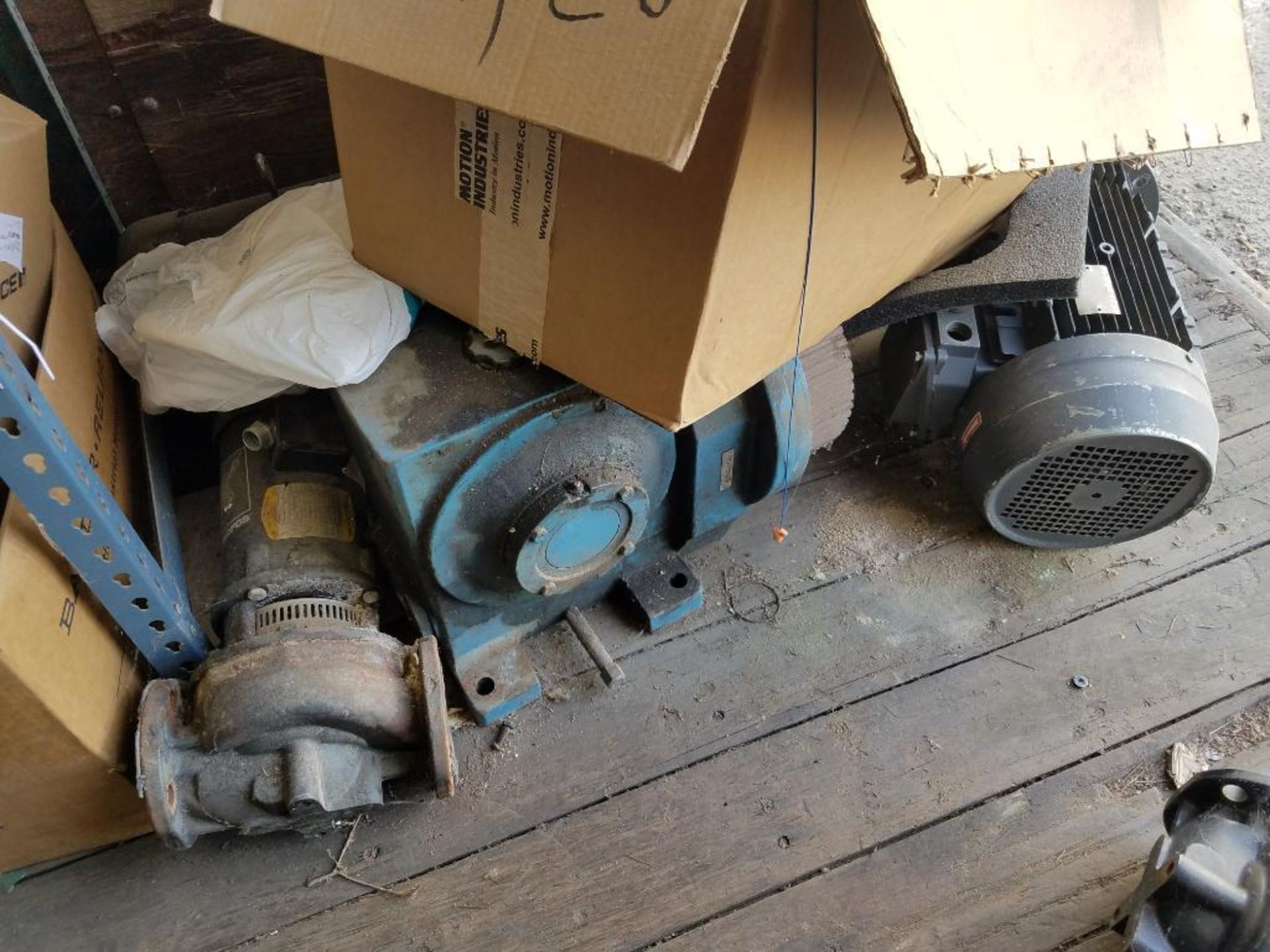 various motors and drives - Image 3 of 7