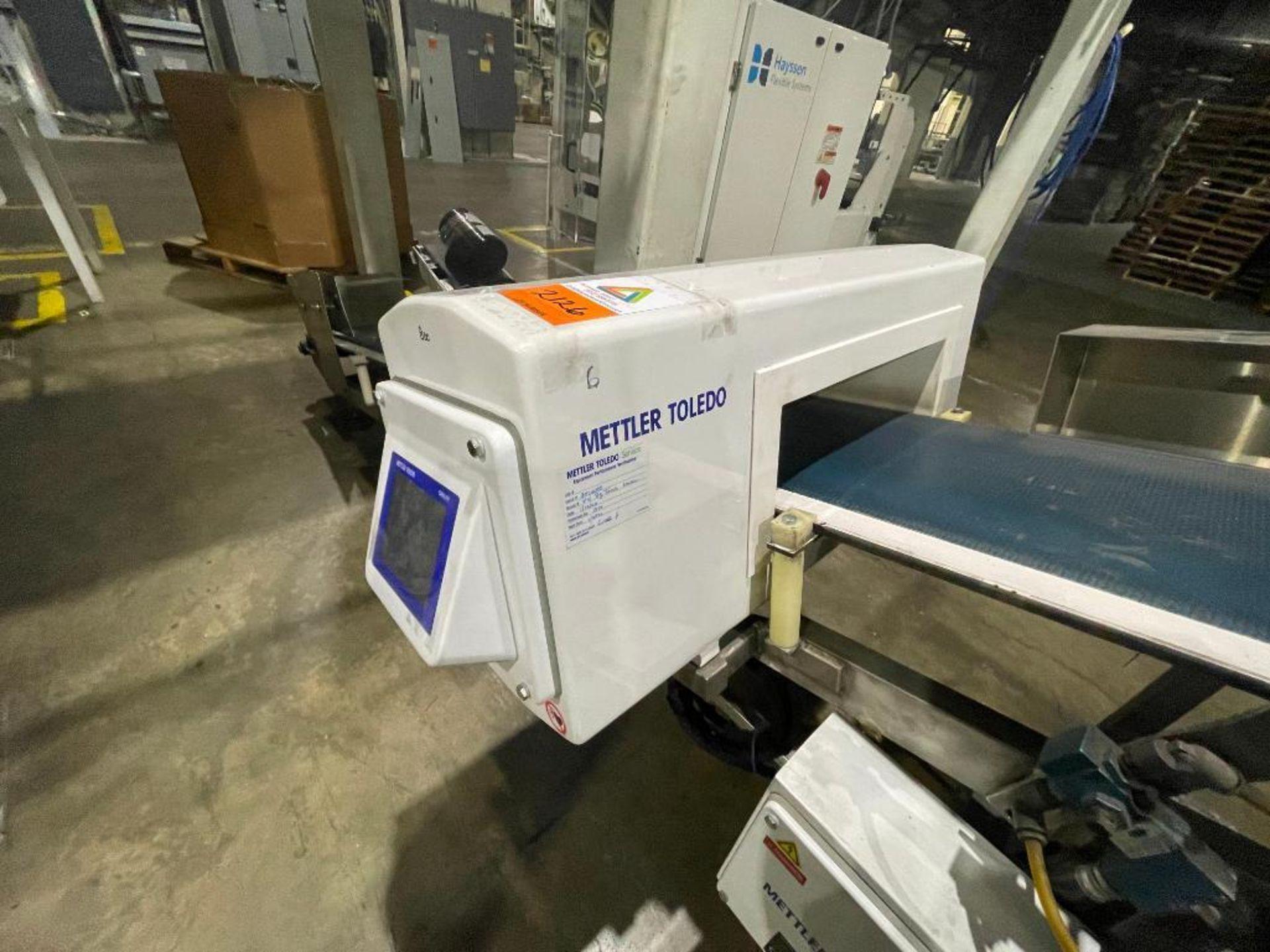 Mettler Toledo metal detector, model V4-1 - Image 9 of 14