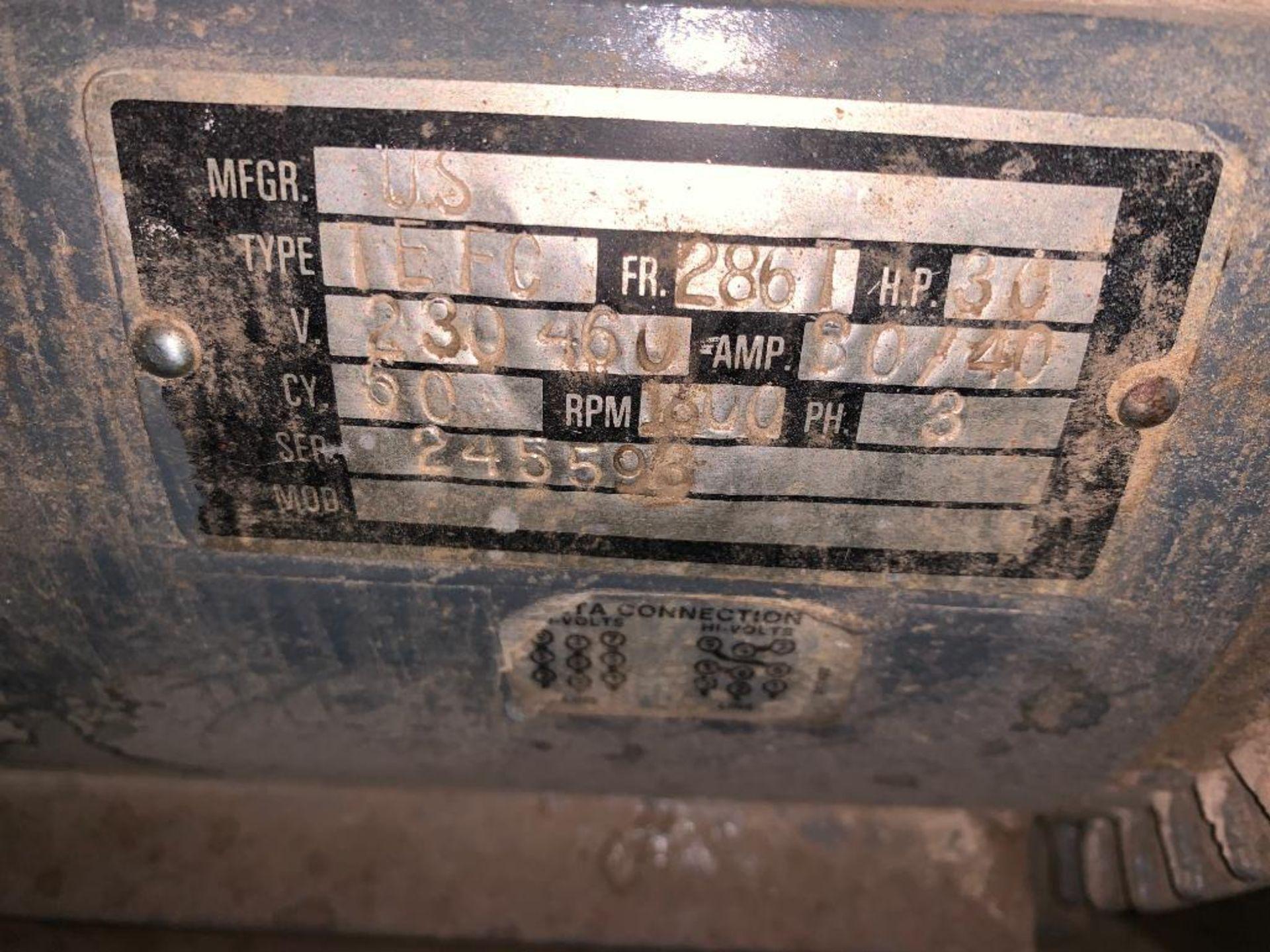 Ingersoll Dresser high temperature water pump - Image 3 of 5