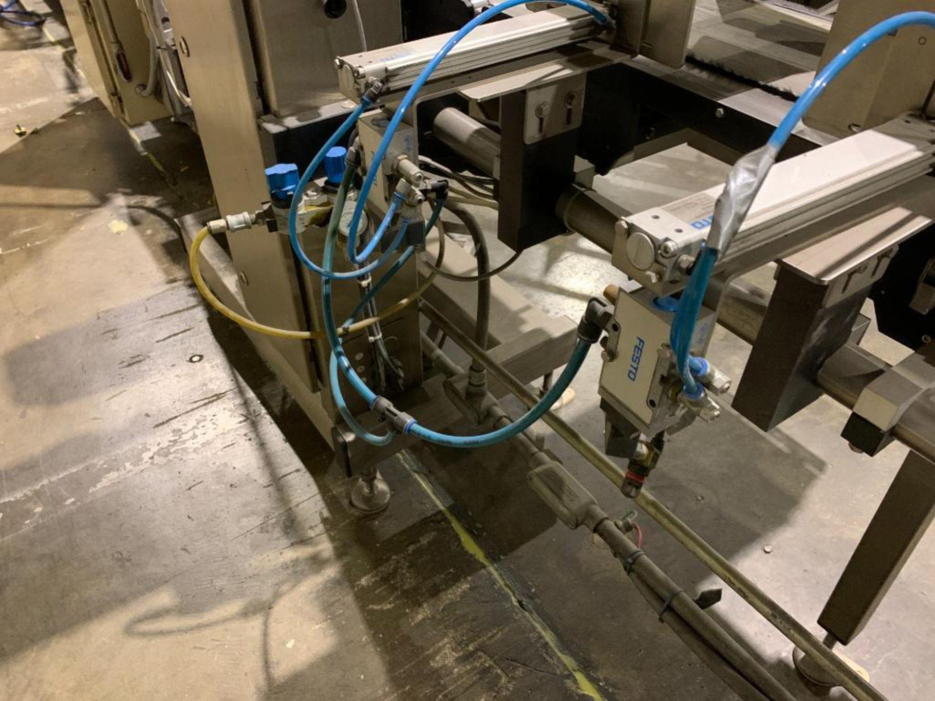 Mettler Toledo CombiChecker combination metal detector and checkweigher, model XE3 - Image 6 of 25