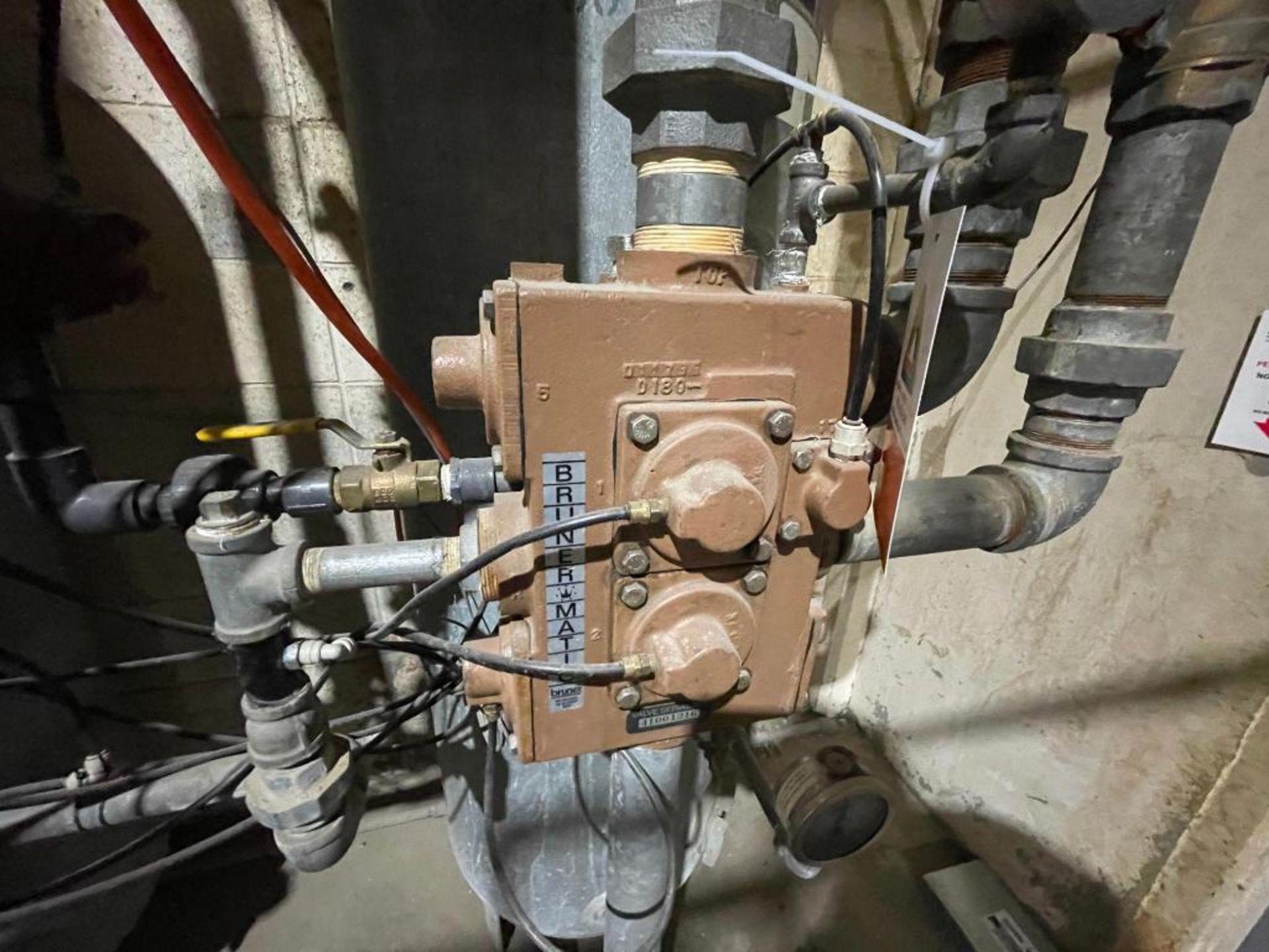 3-tank industrial water softener - Image 6 of 11