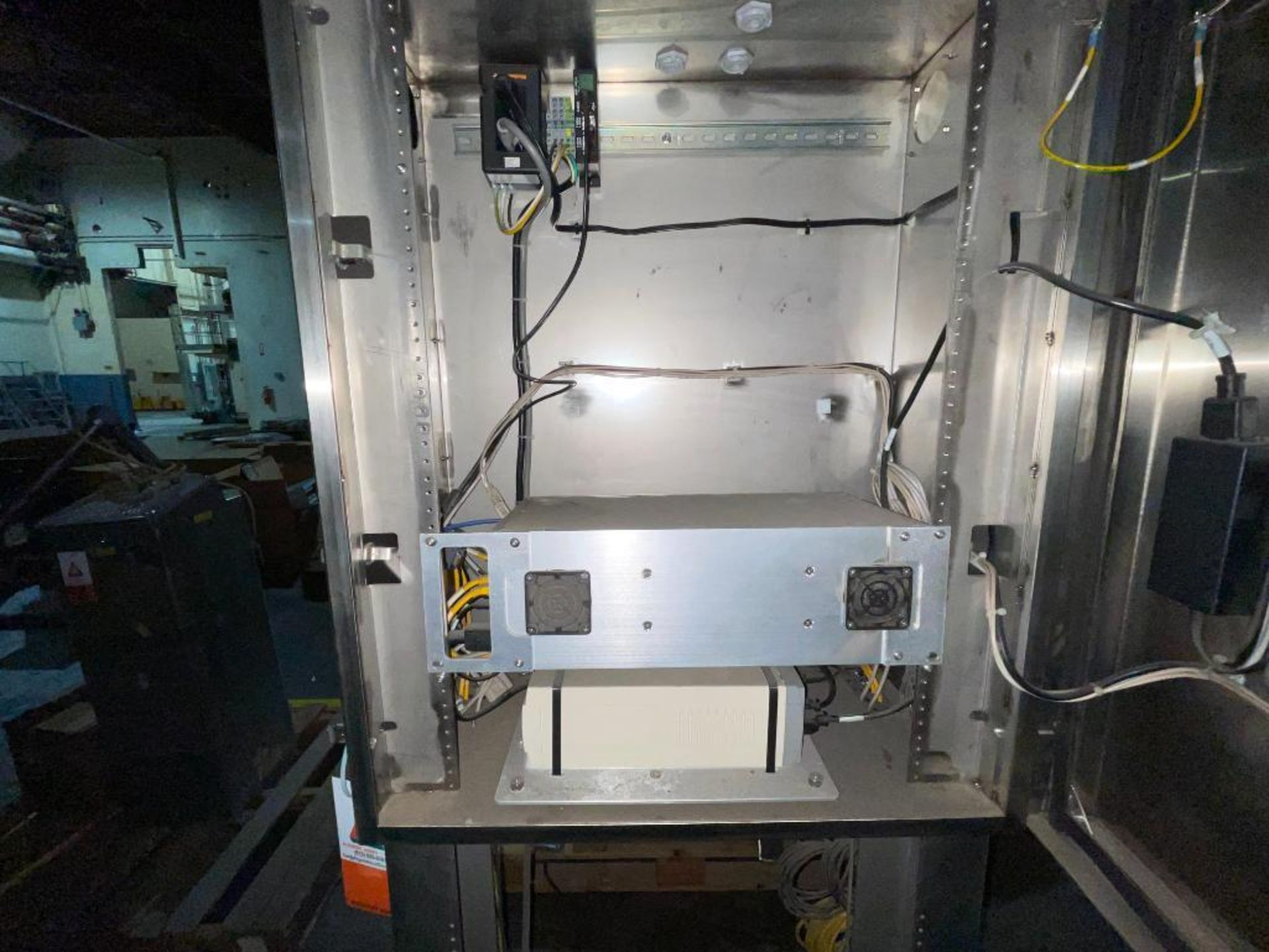 stainless steel pedestal control panel - Image 9 of 20