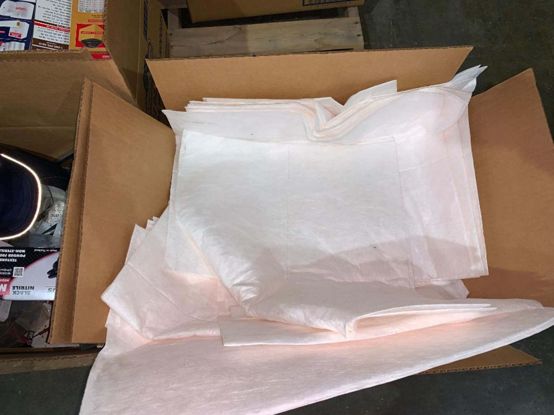 safety equipment, absorbent pads, and manuals - Image 2 of 6